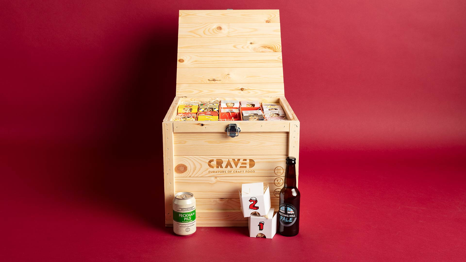 Craved Beer Advent Calendar