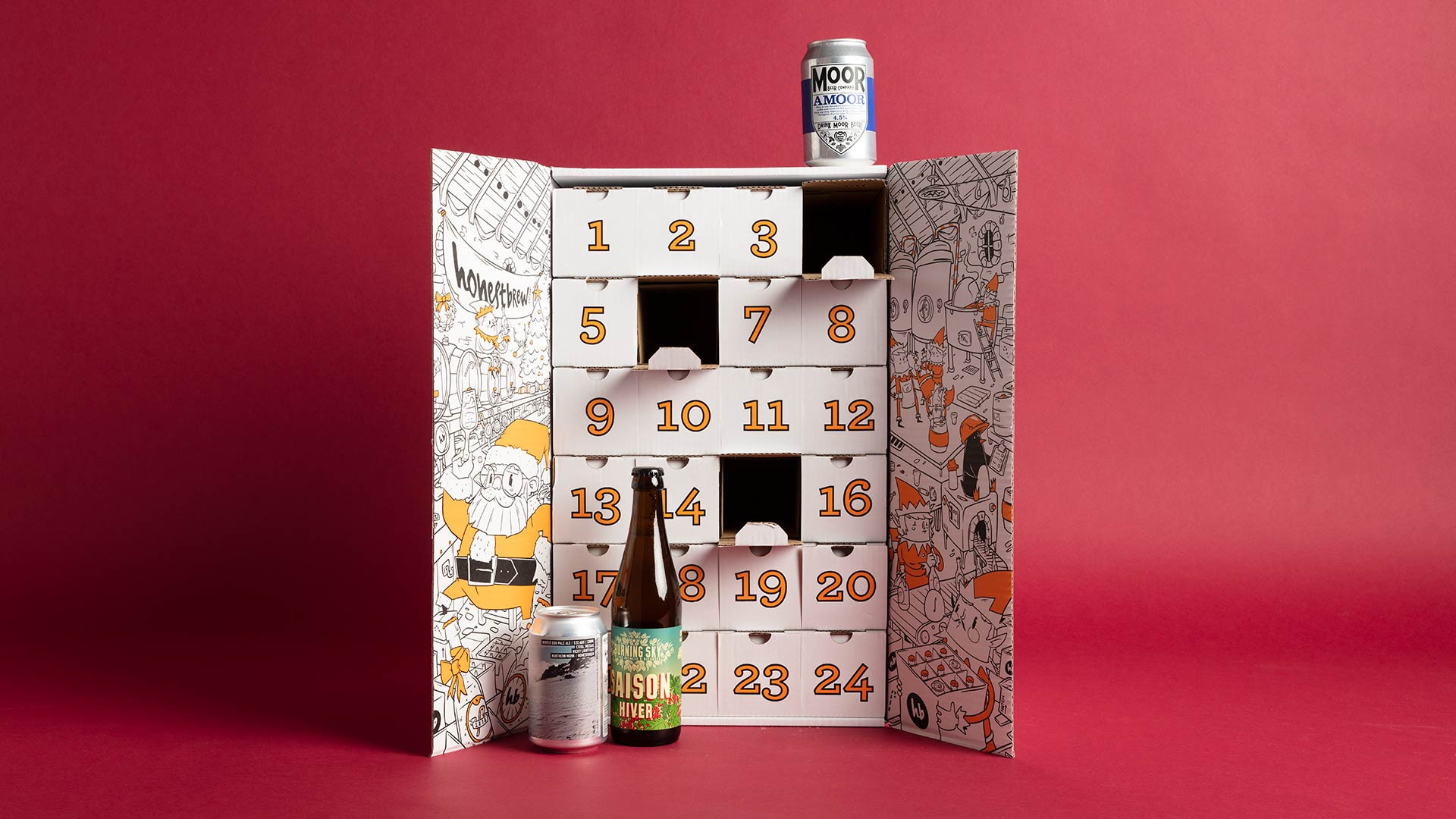 HonestBrew Advent Calendar
