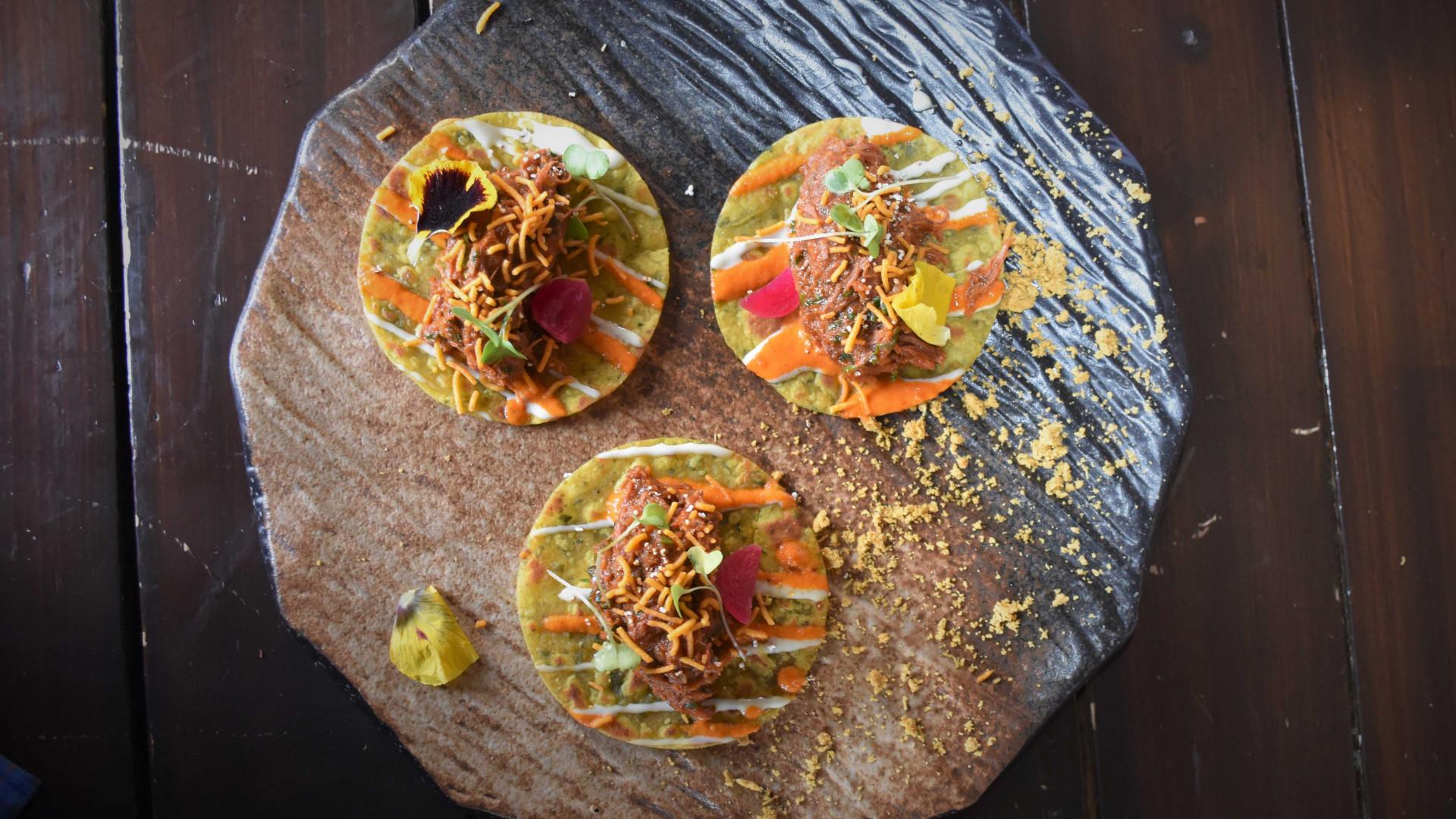 Farzi Tacos