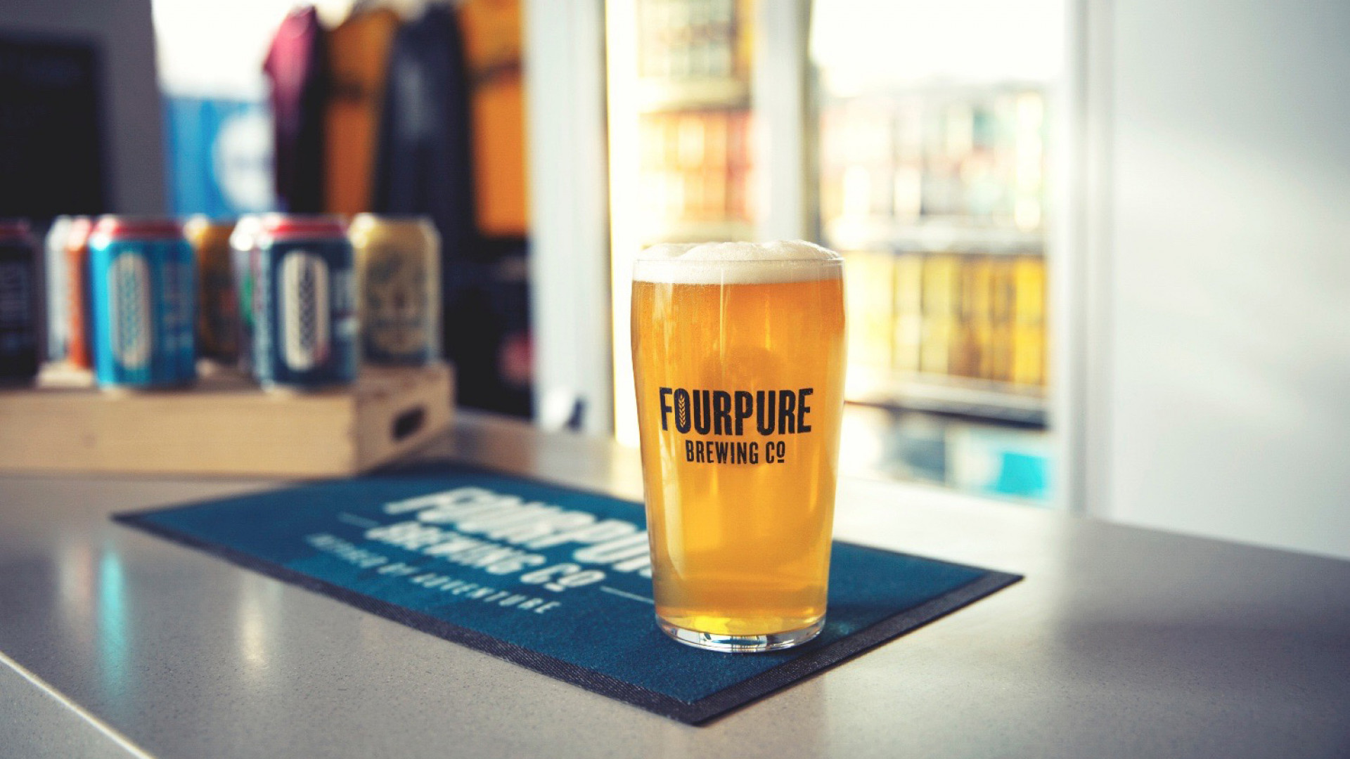 Fourpure Brewing Co, Bermondsey