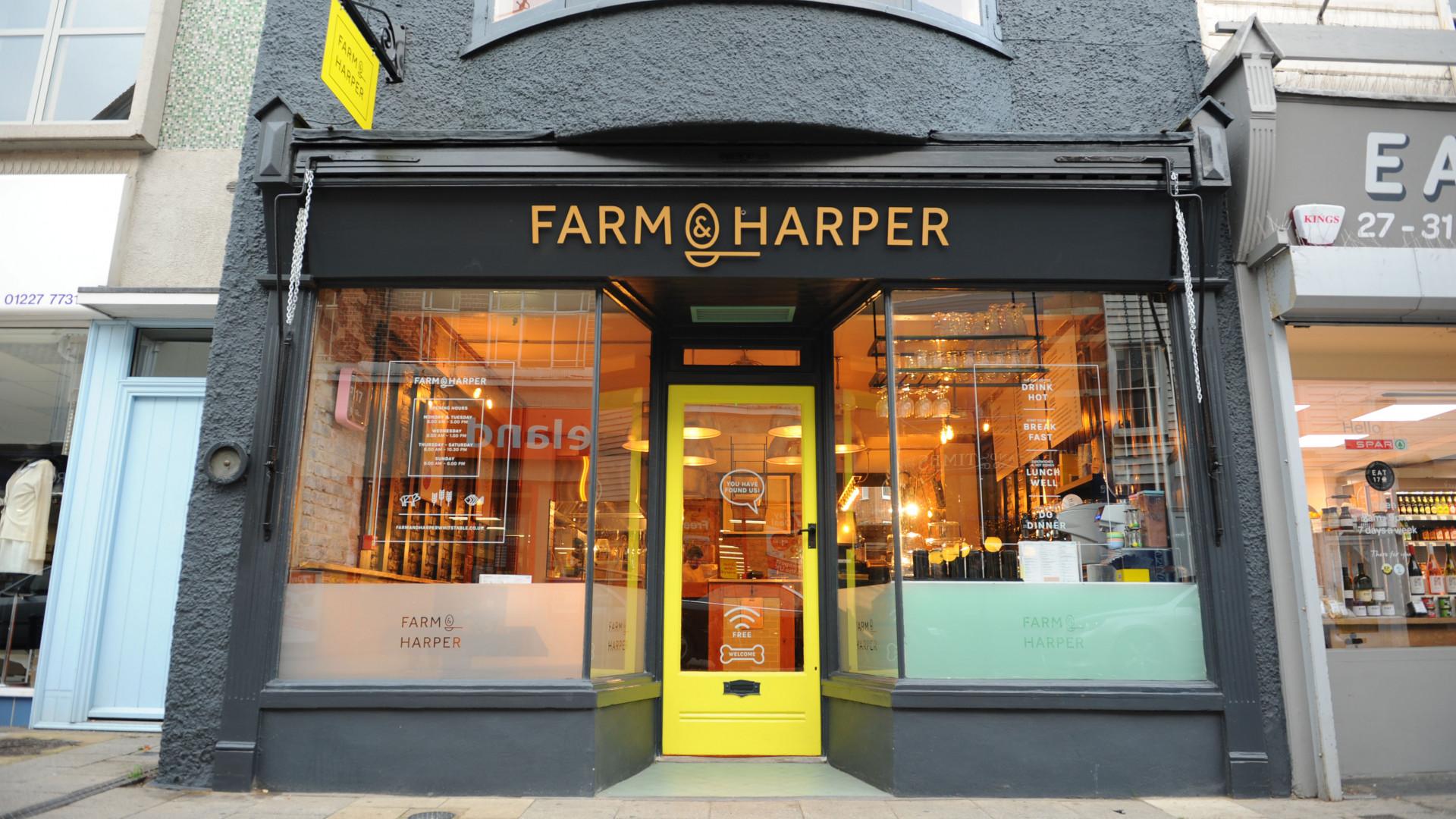 Farm & Harper, Whitstable