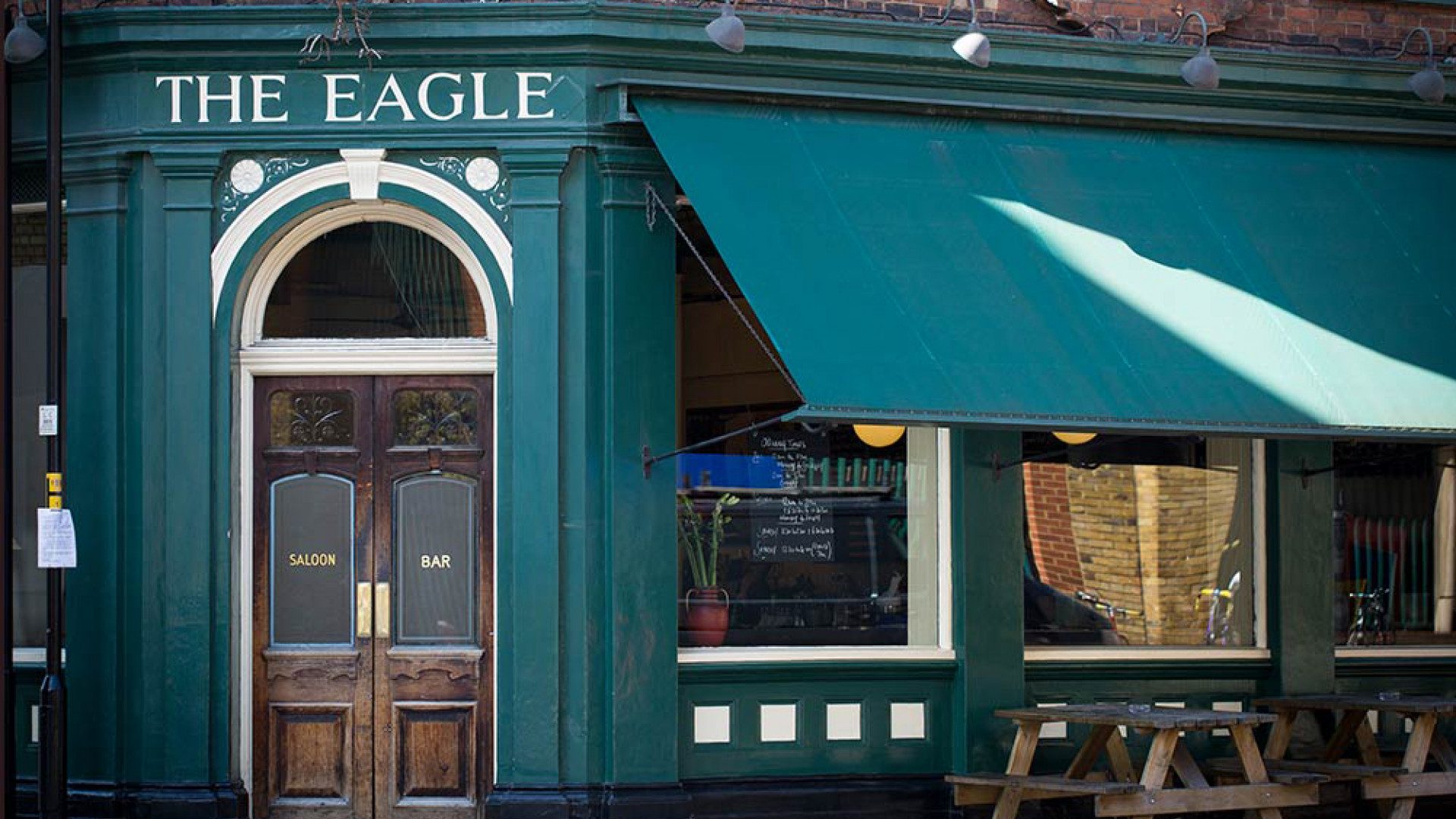 The Eagle, Farringdon