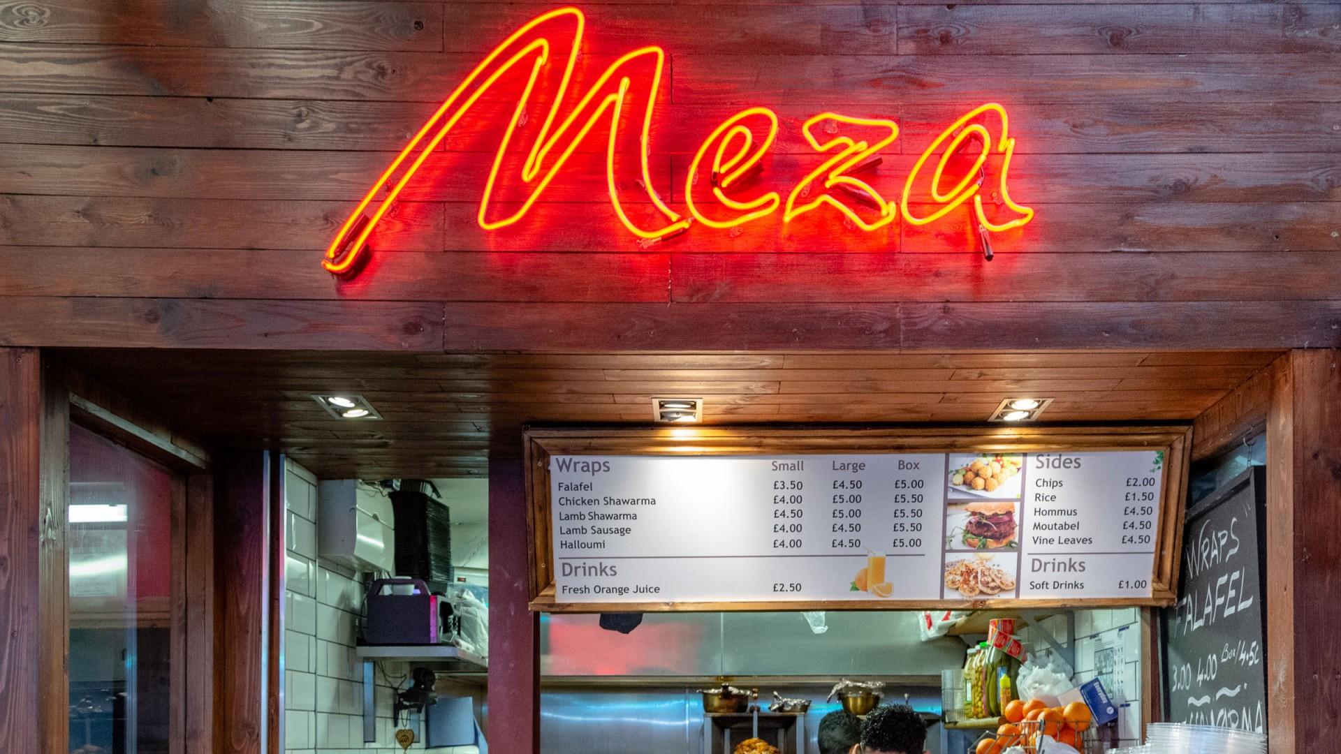 Meza Restaurant