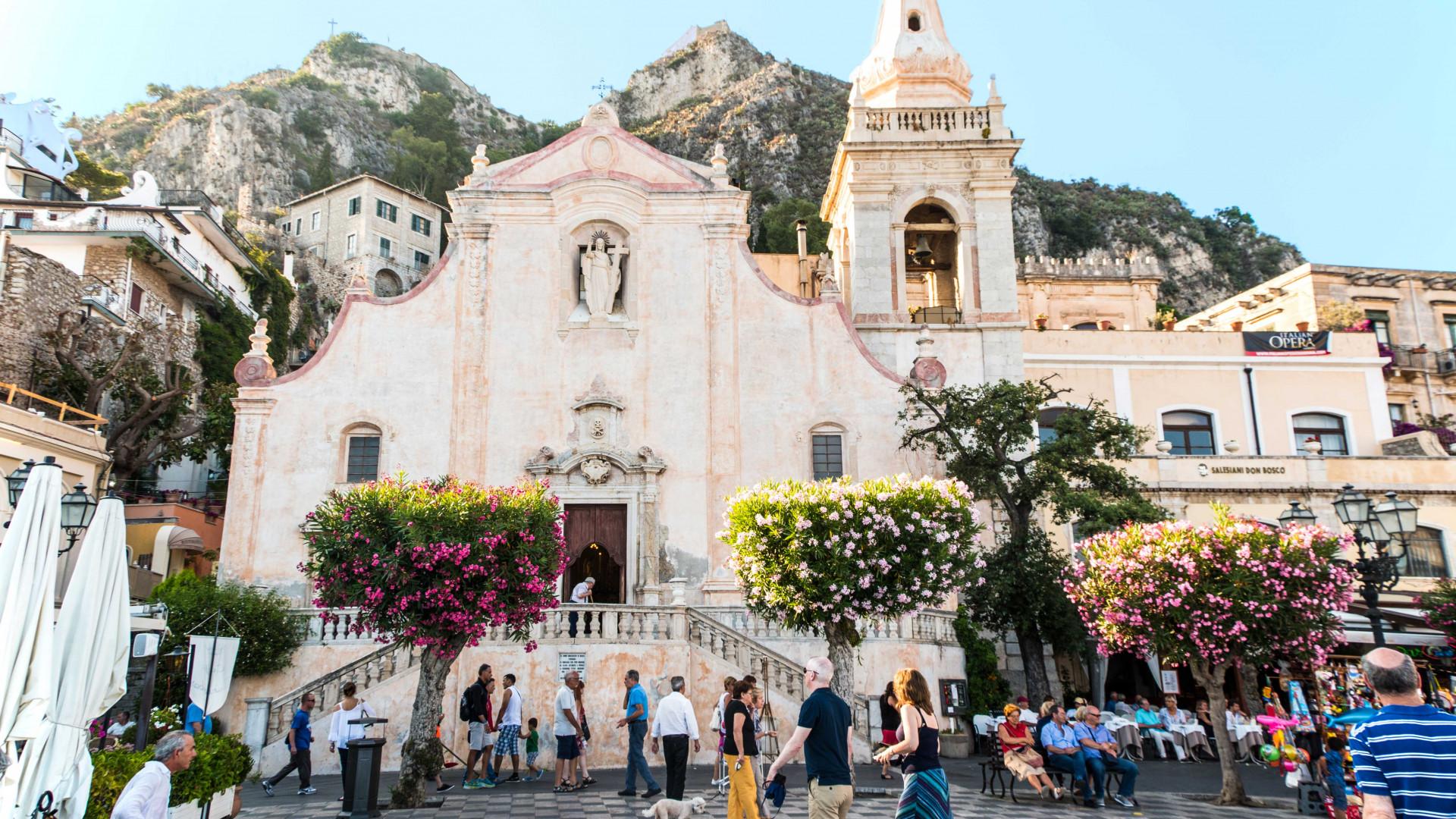 Sicily sights