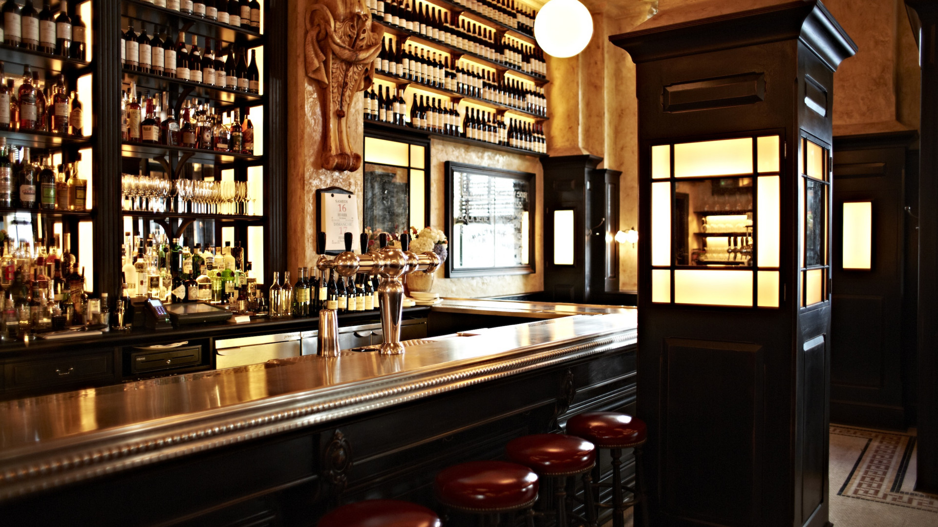 Saxon + Parole pop-up at Balthazar