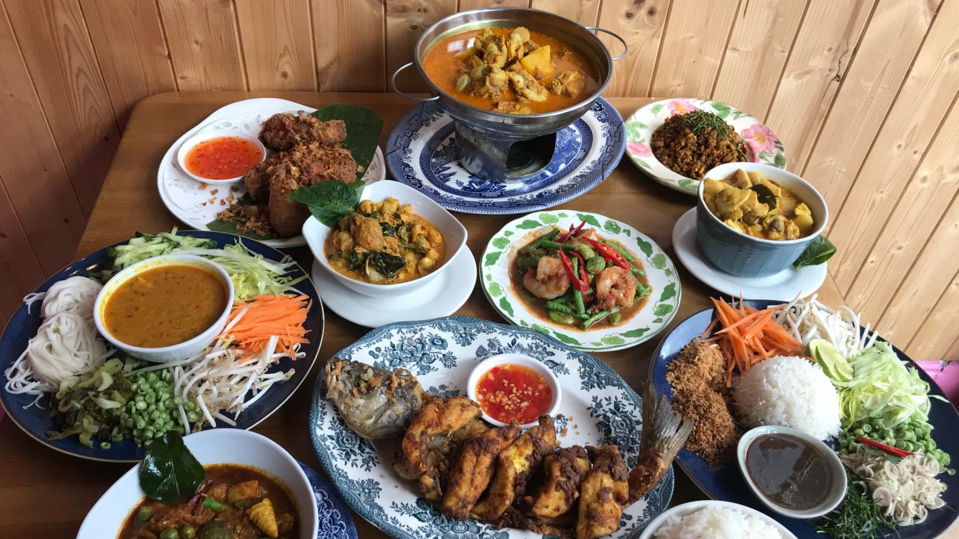 Best Thai restaurants in London - 101 Thai Kitchen