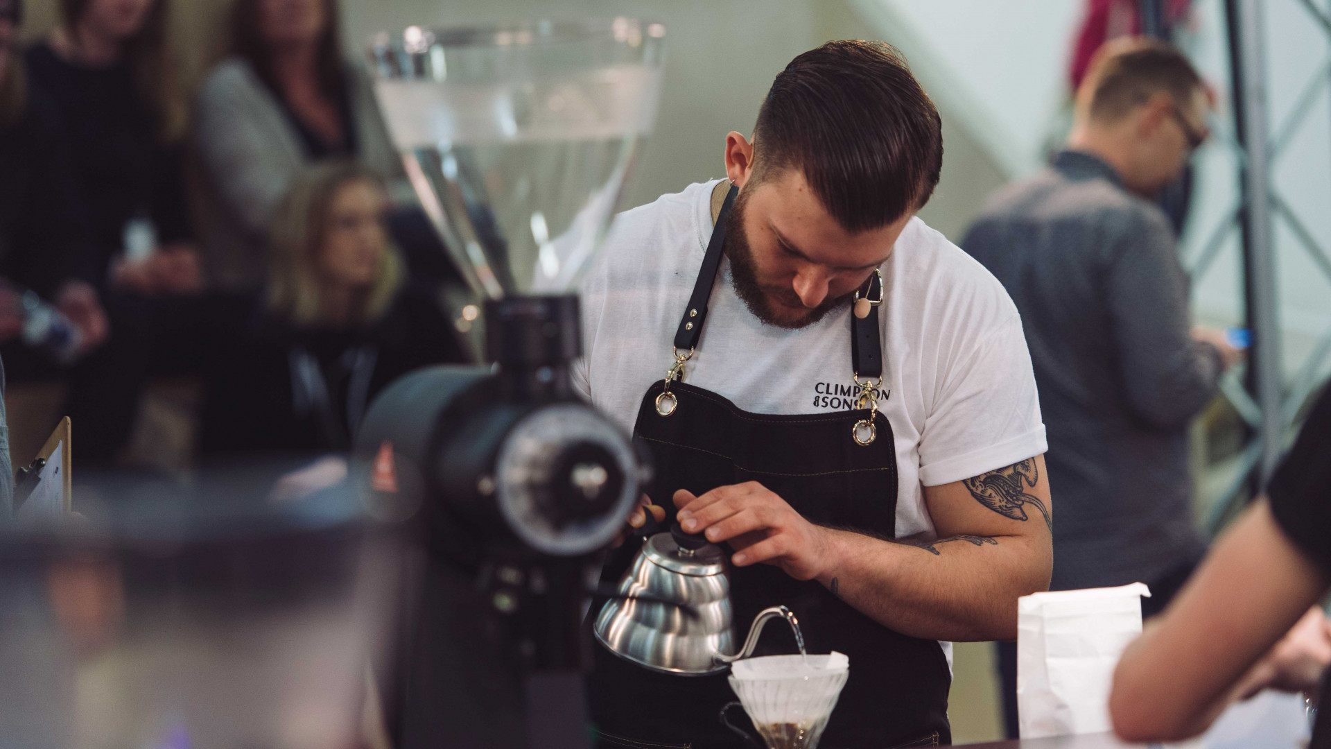 What Not To Miss At London Coffee Festival 2019 Foodism