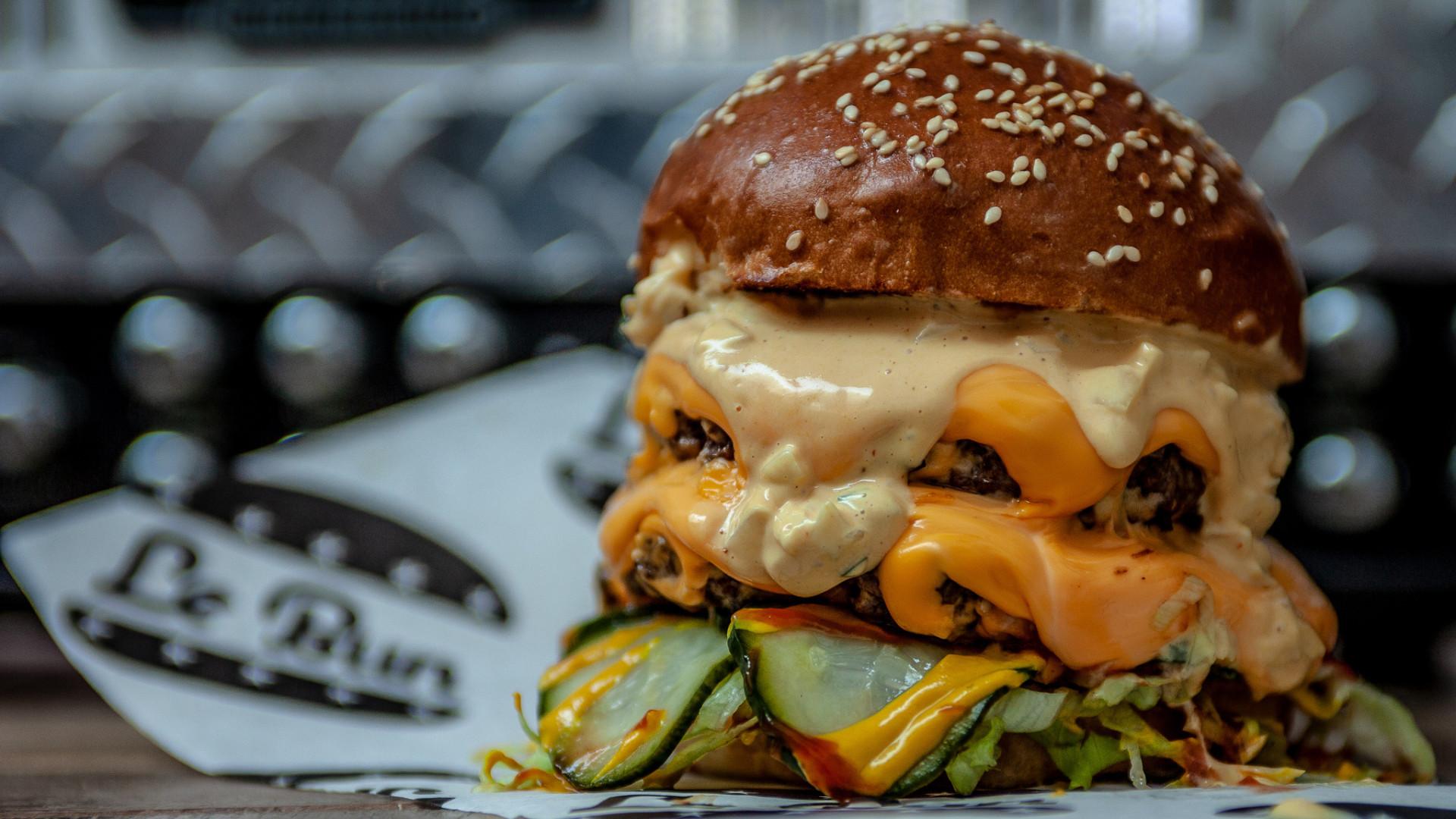 Le Royale Cheeseburger