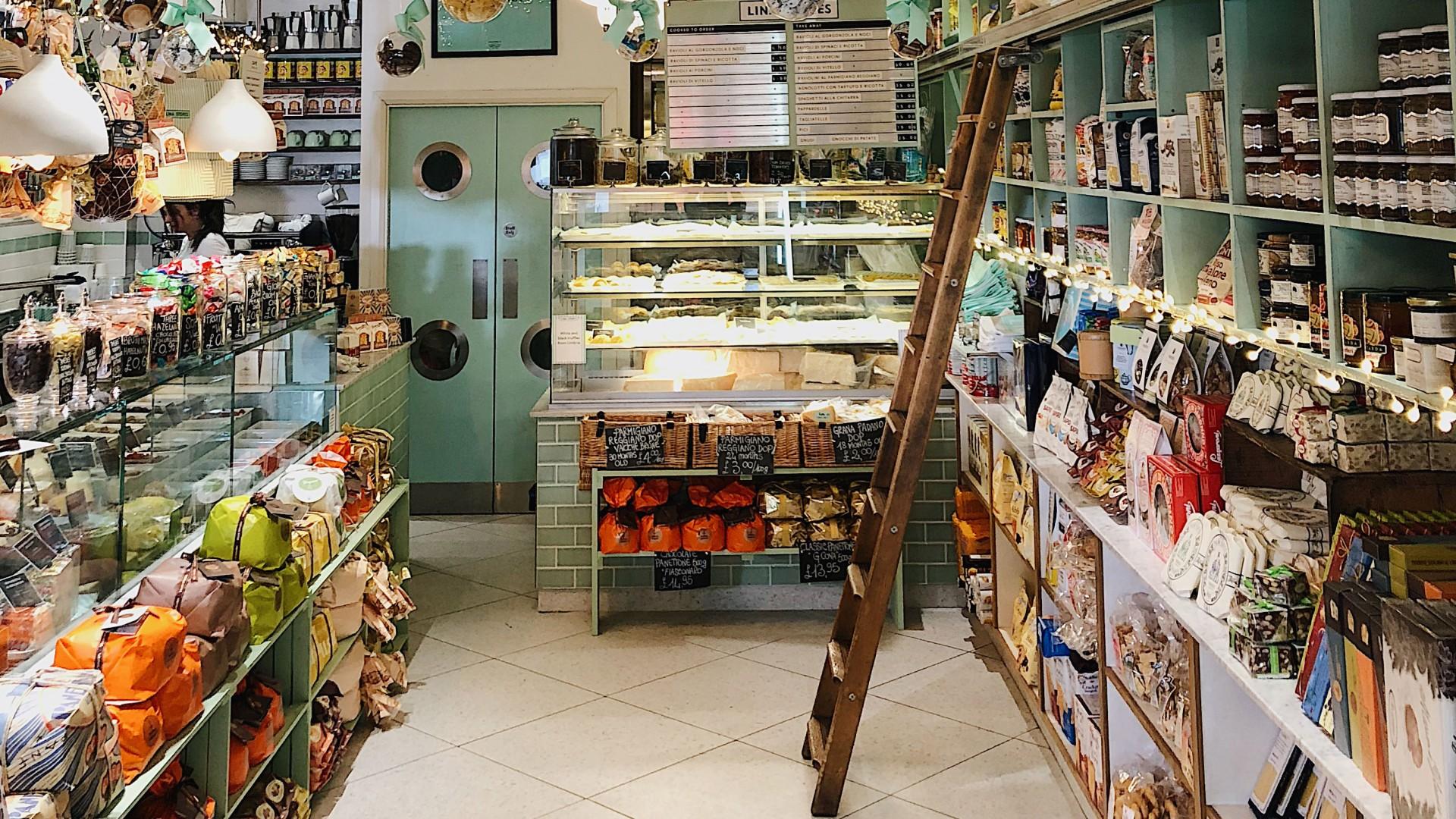 Lina Stores Deli
