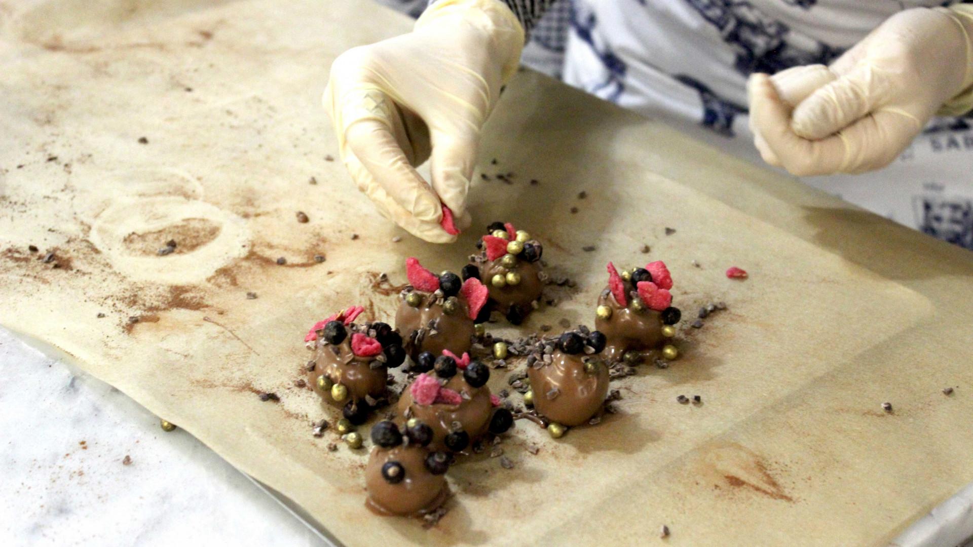 Rococo Chocolate Truffles