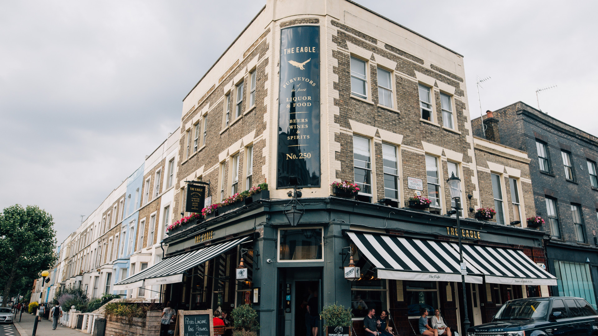 The Eagle, Ladbroke Grove