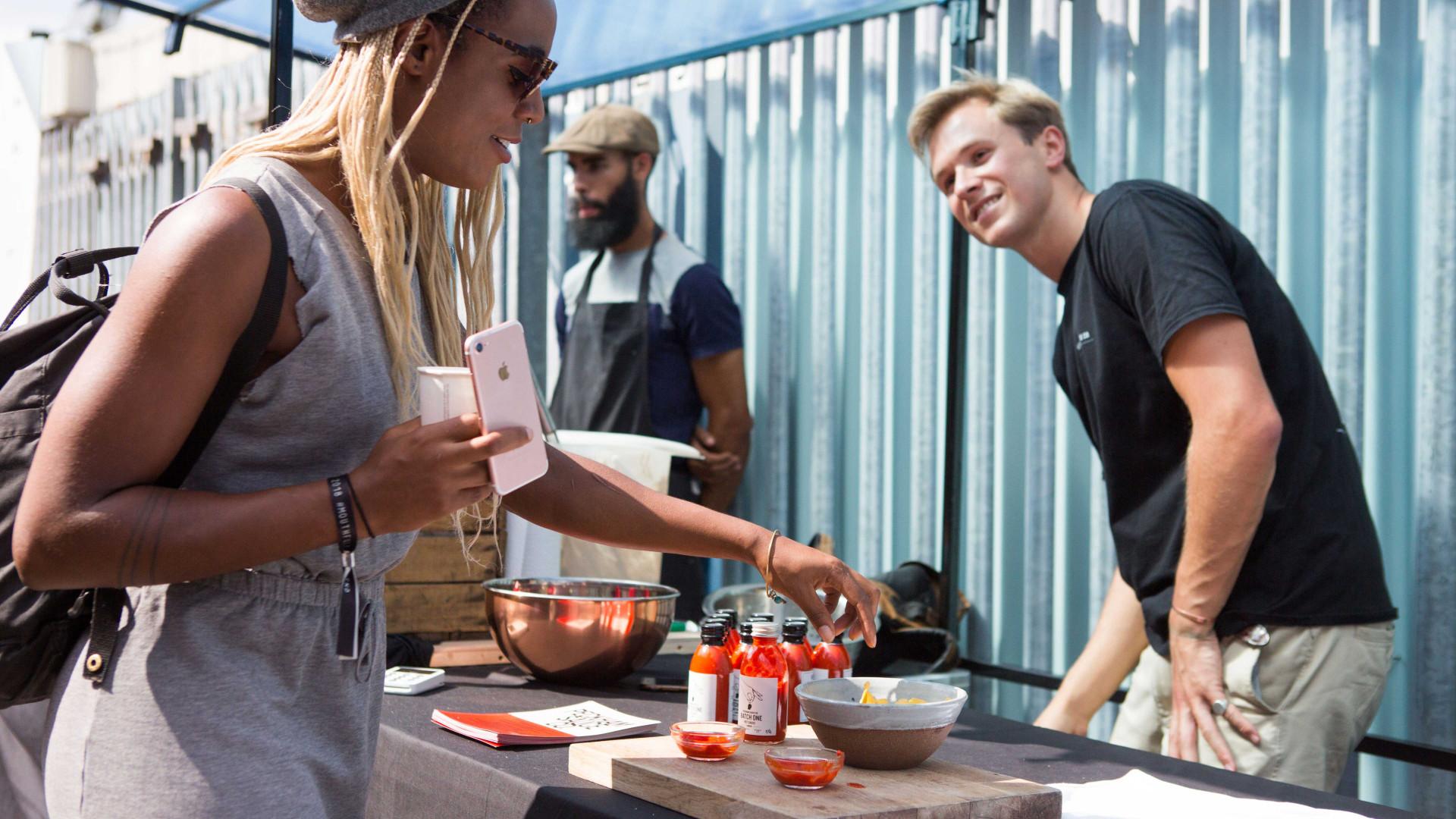 London Hot Sauce Festival