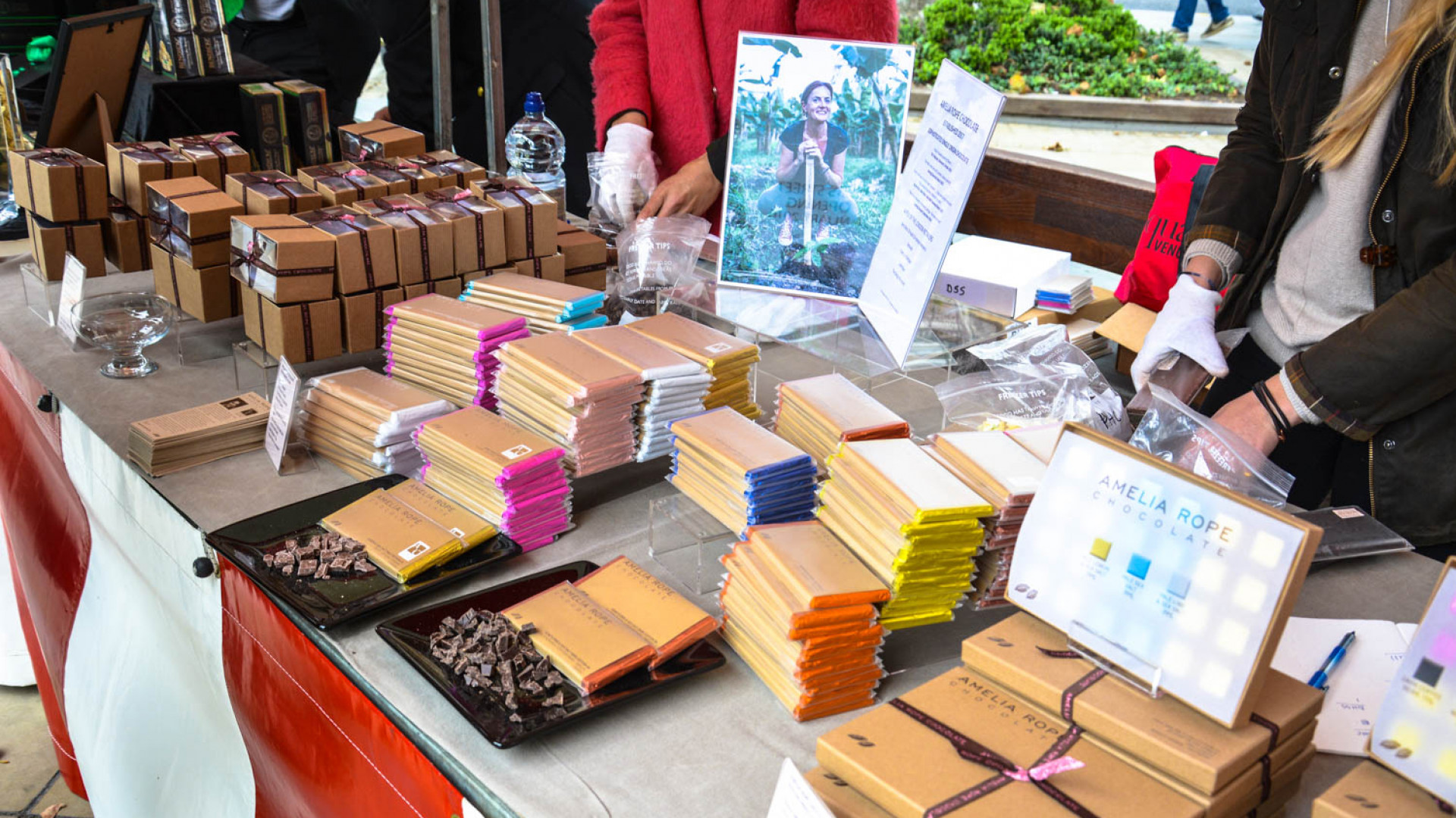 Easter Chocolate Market at Duke of York Square