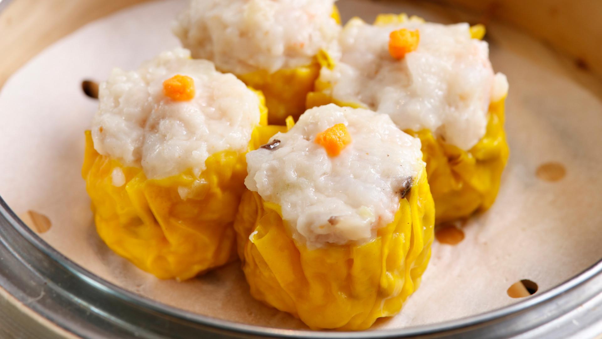 Siew mai dumplings