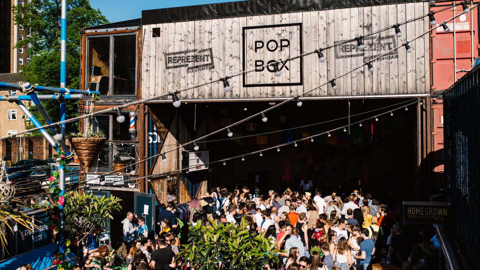 Cinco de Mayo at Pop Brixton