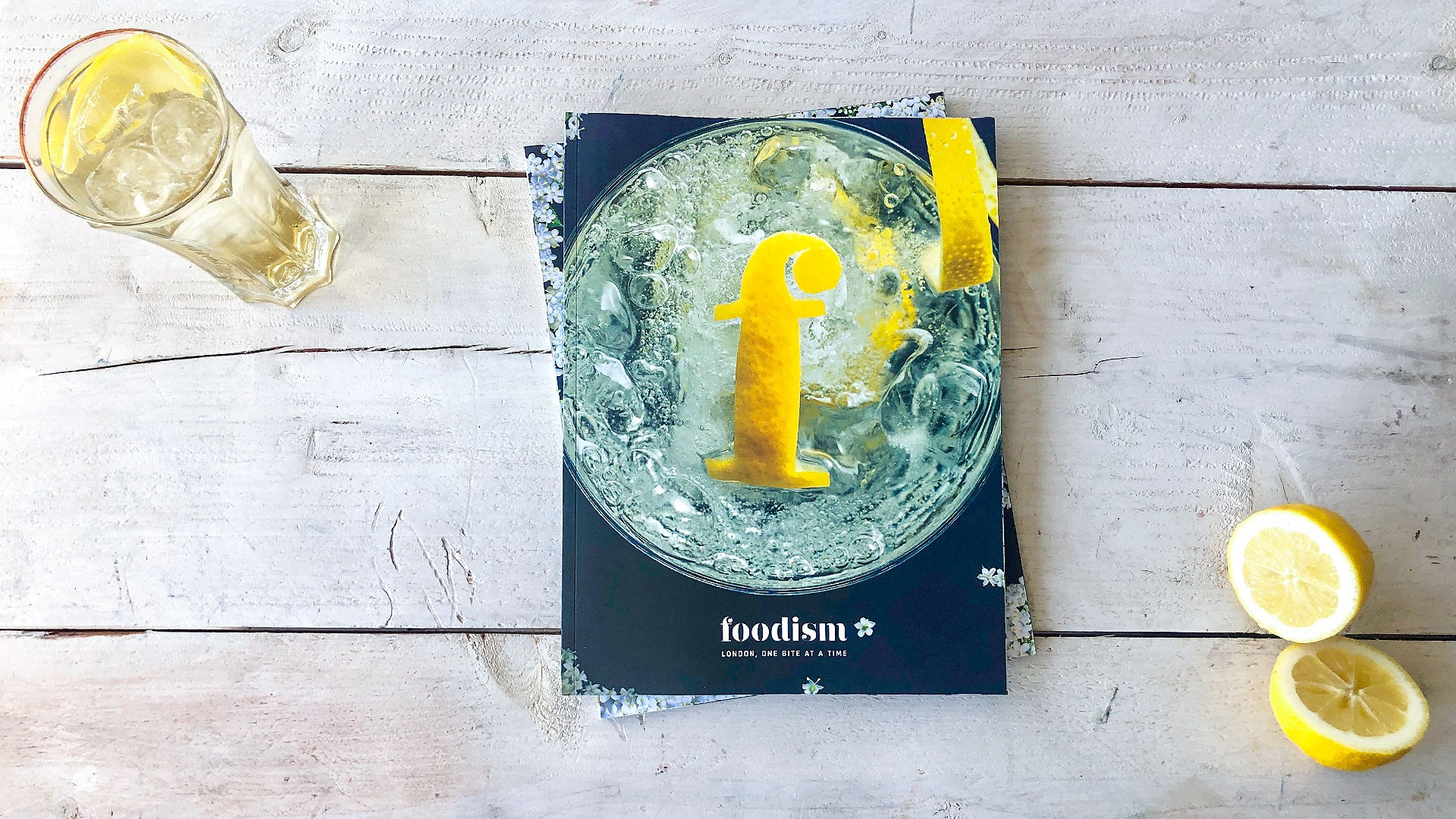 Foodism issue 34