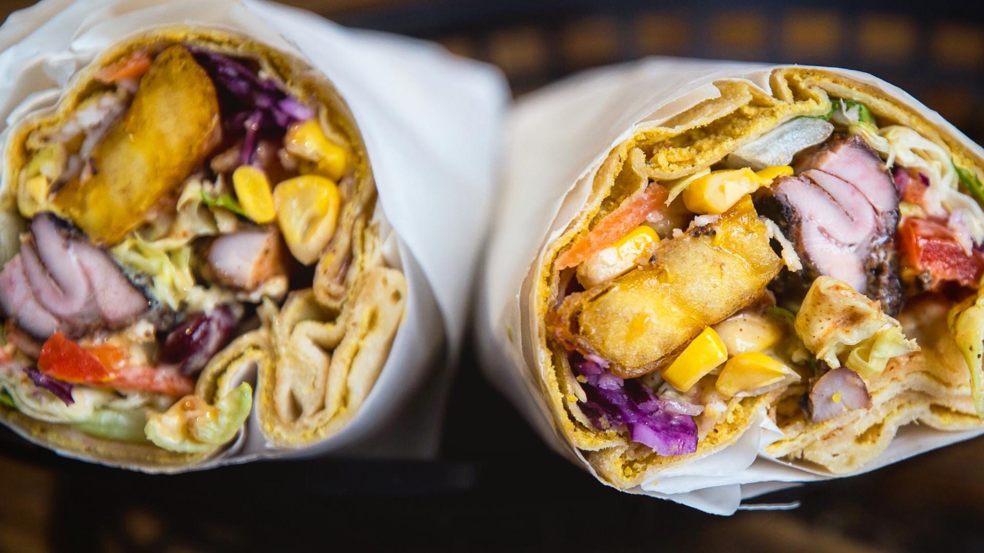 Caribbean restaurants in London - Mama's Jerk
