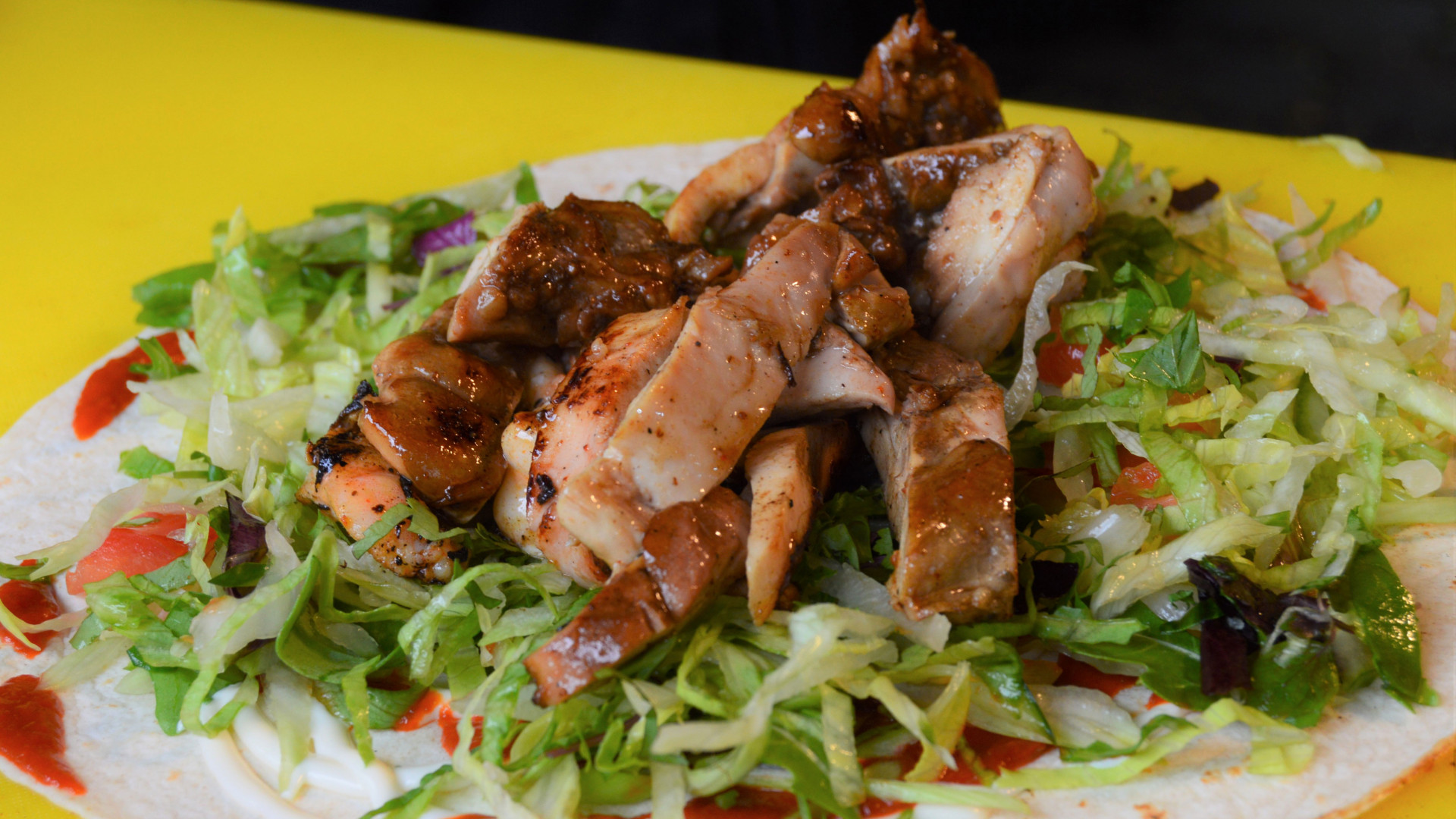 Caribbean restaurants in London - Soul Food