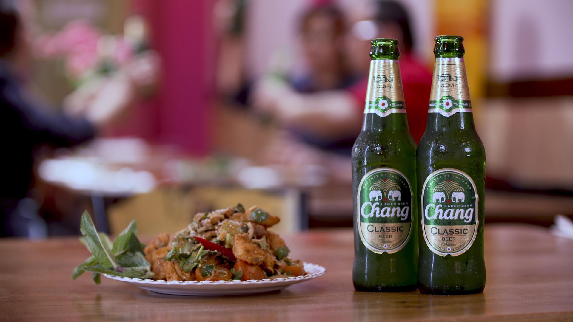 Dish from 101 Thai Kitchen