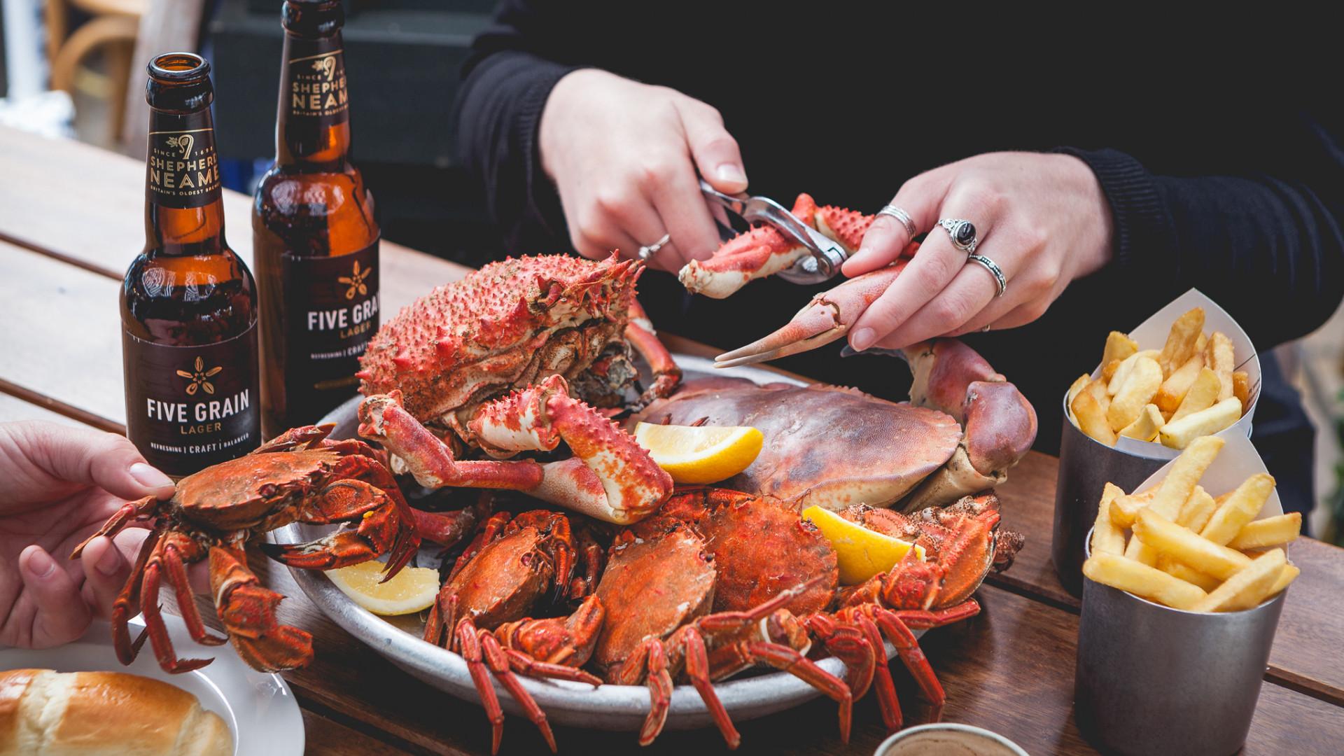 London Seafood Festival