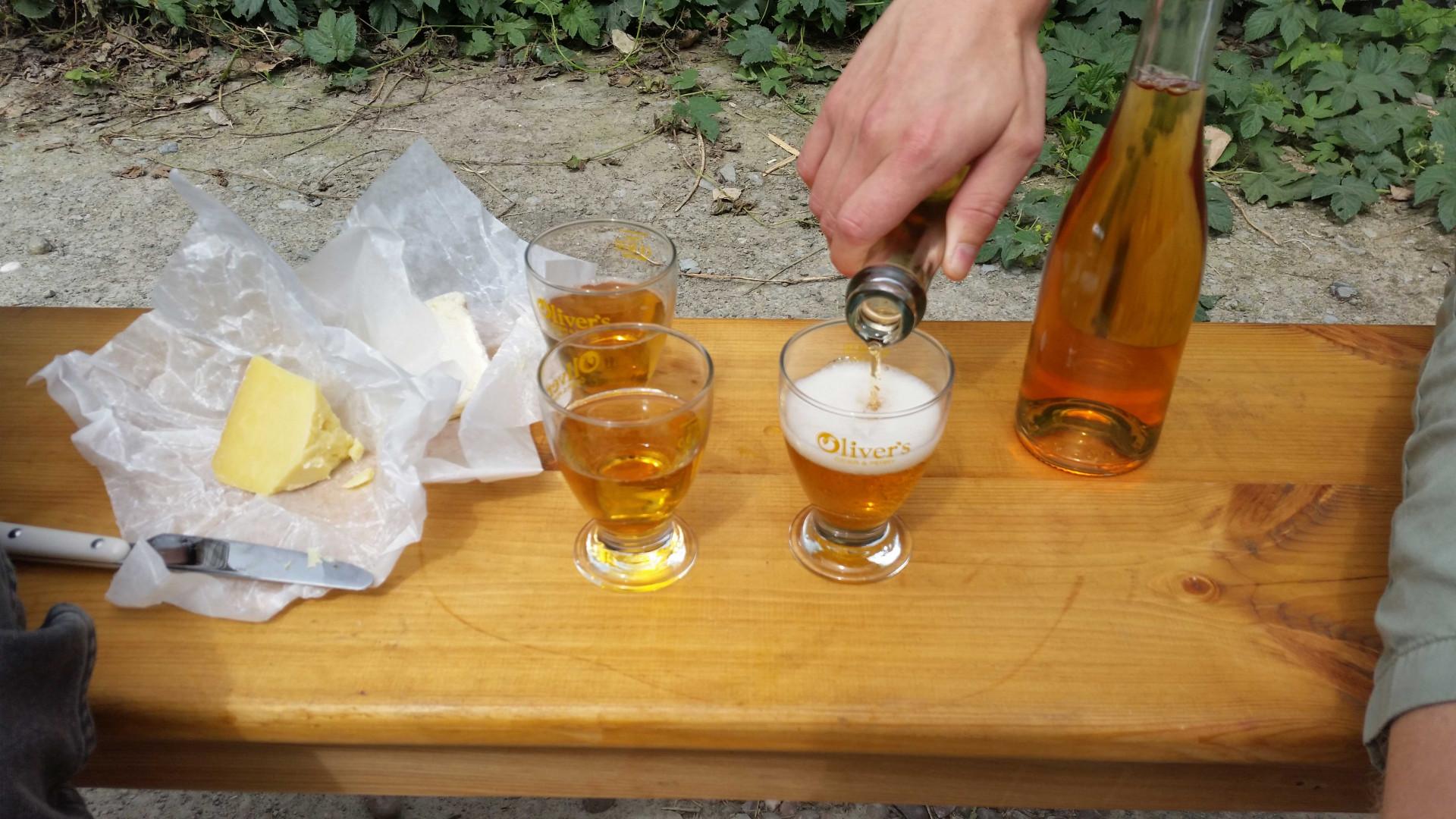 Oliver's Cider