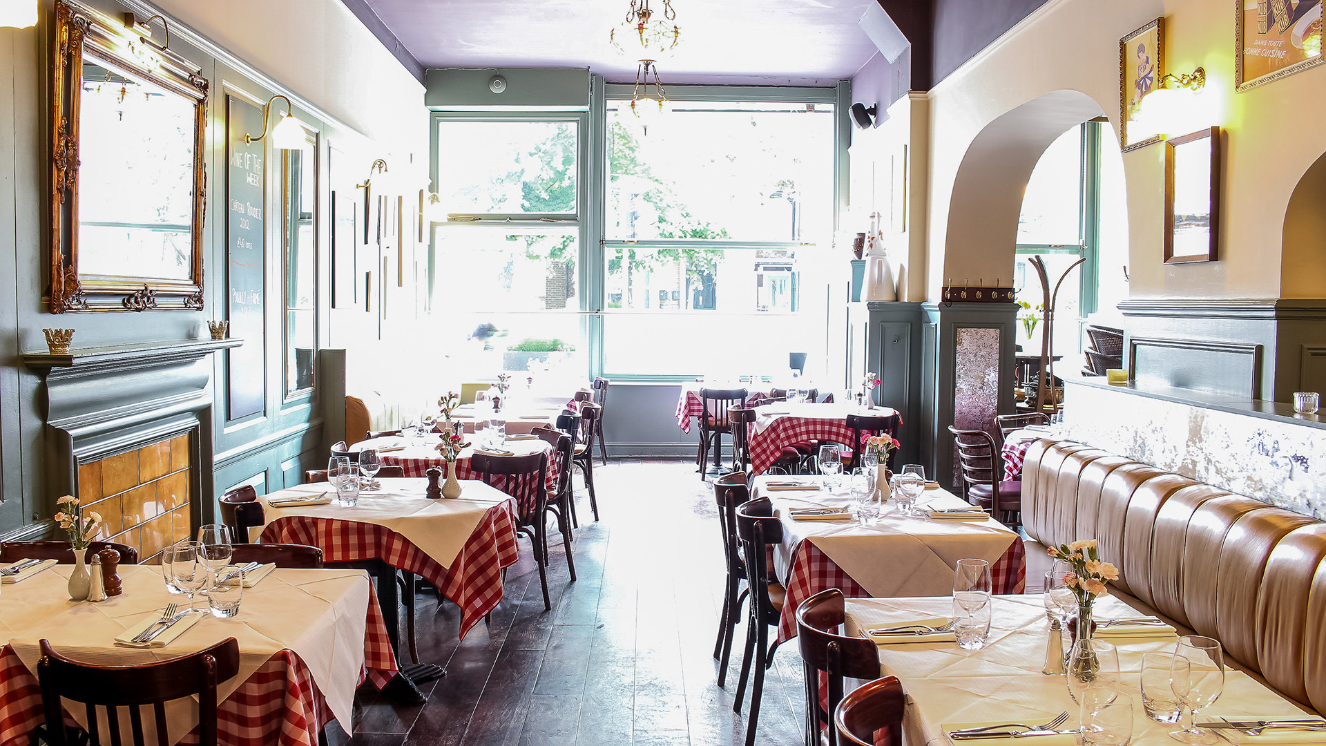 Shepherd's Bush Restaurants: Le Petit Citron