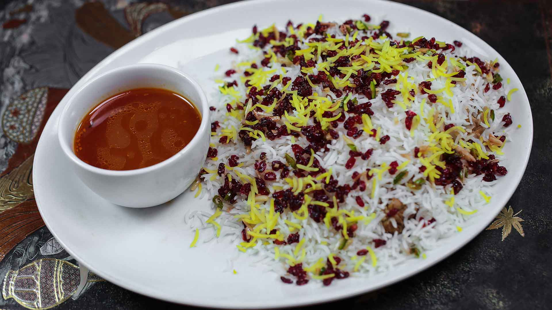 Shepherd's Bush Restaurants: Sufi Restaurant