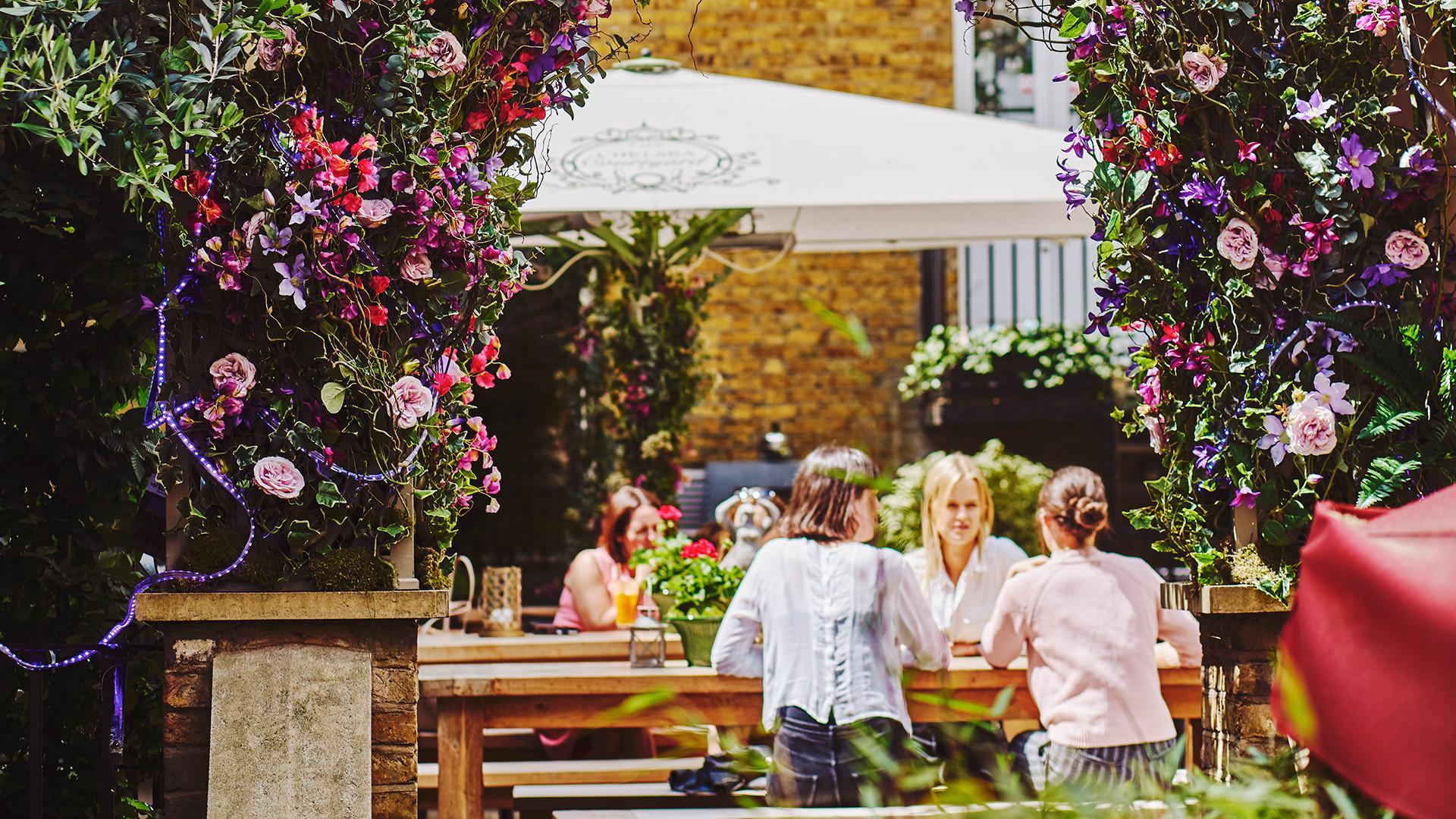 Chelsea Courtyard