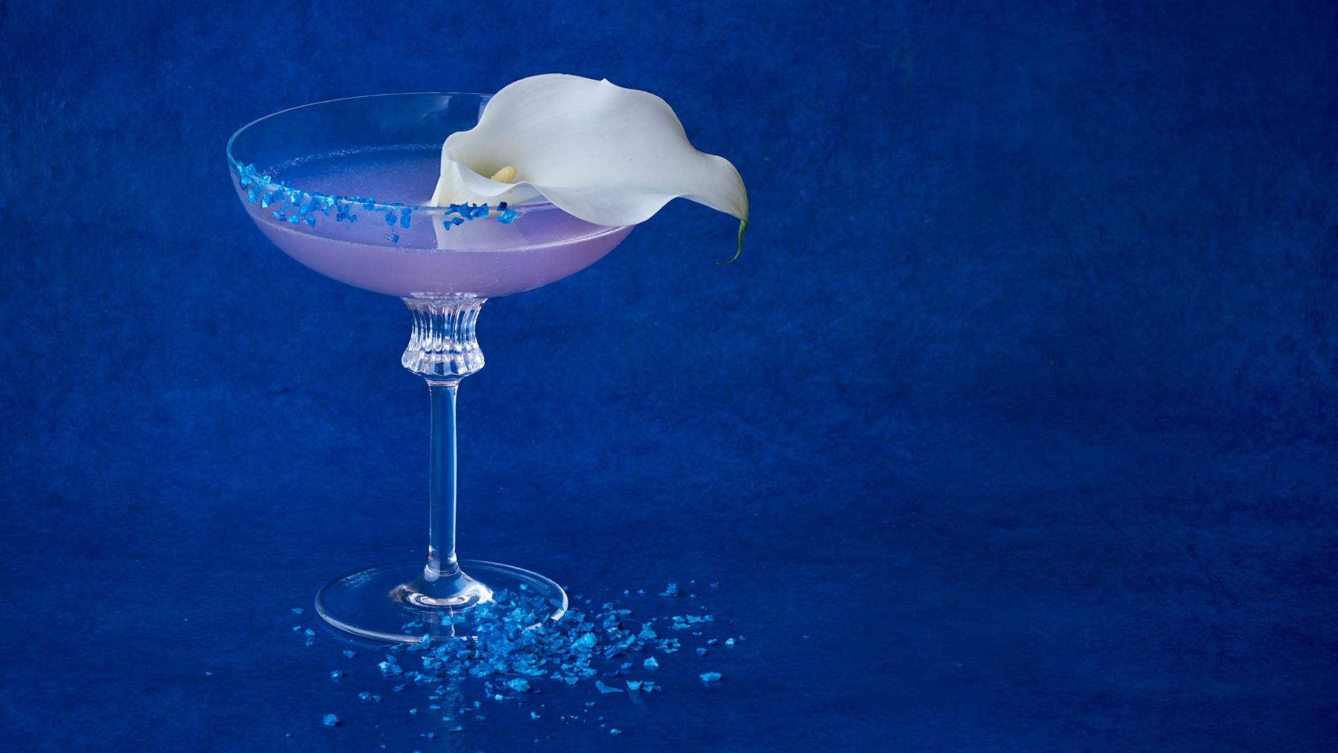 Blue House margarita