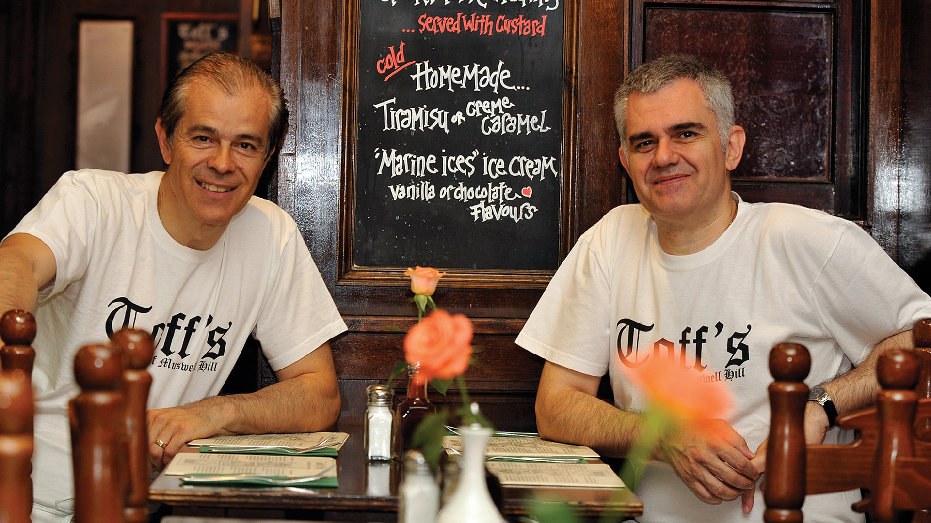 London's best fish and chips – Toff's