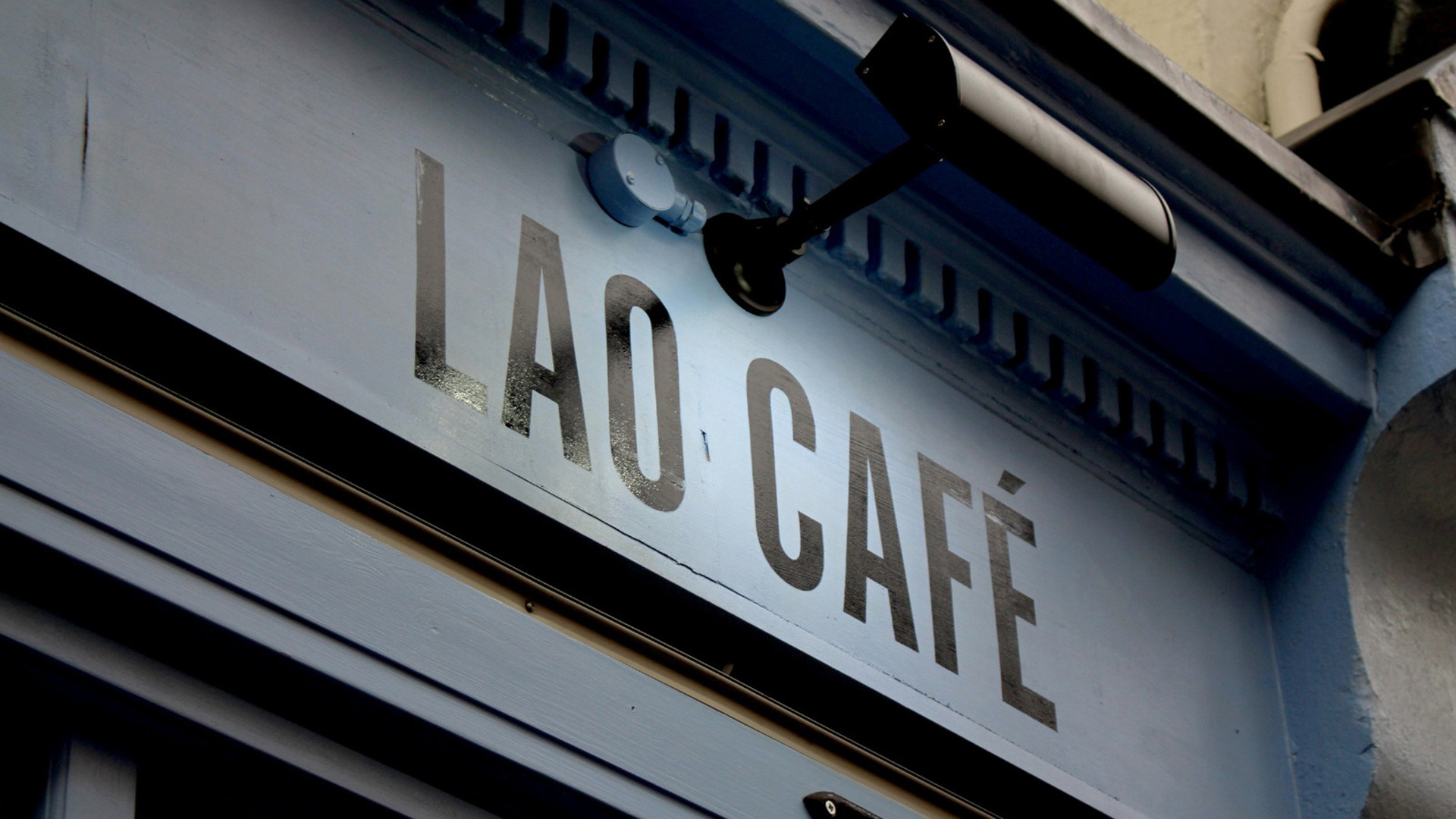 Best Thai restaurants in London - Lao Café
