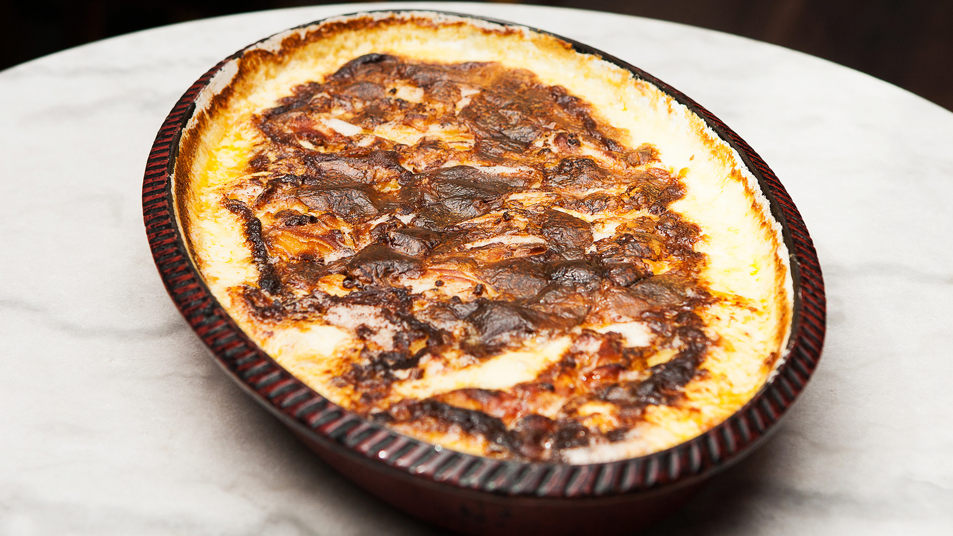 Gratin Savoyard at Augustine Kitchen