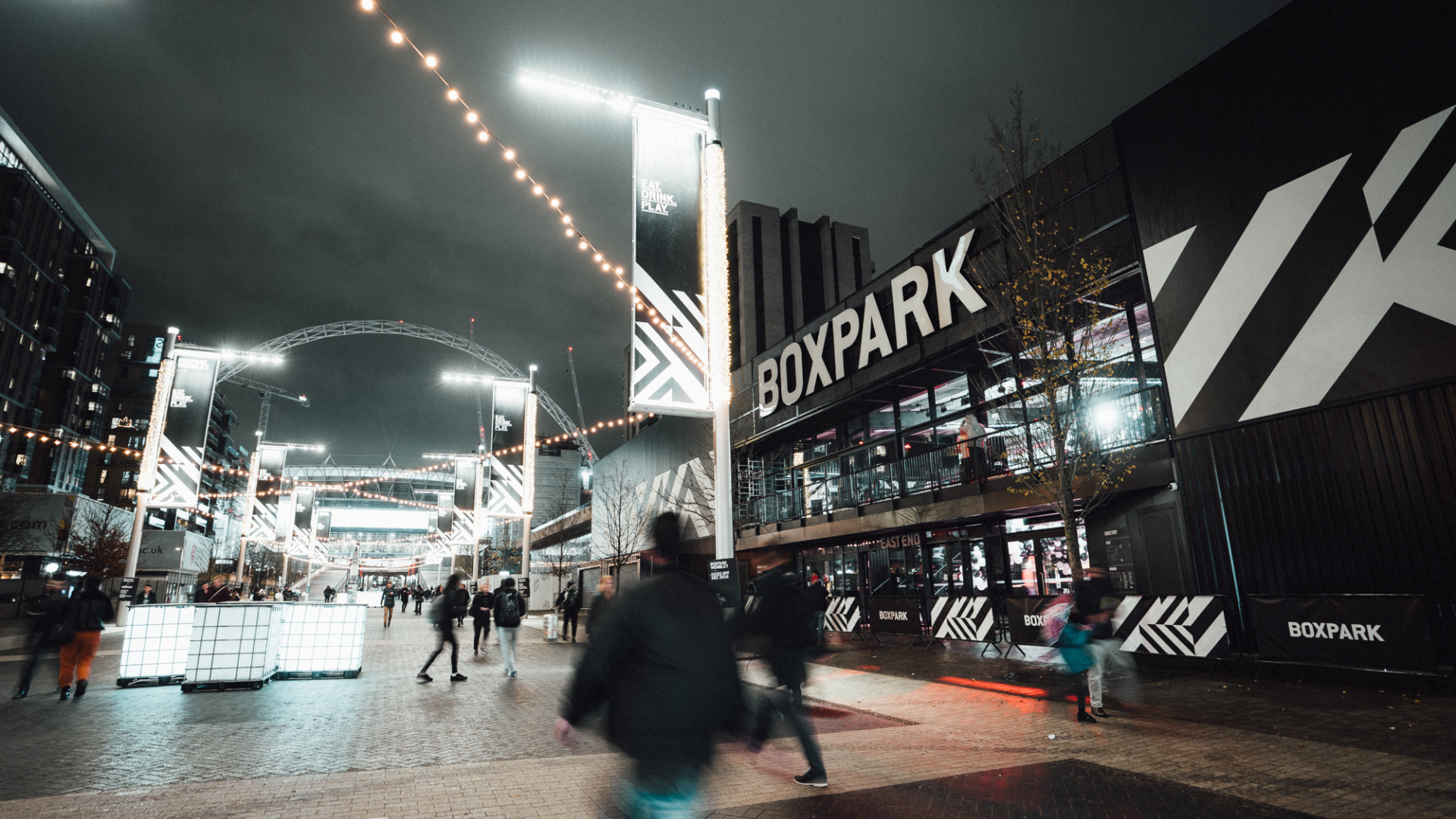 The best food markets in London - Boxpark
