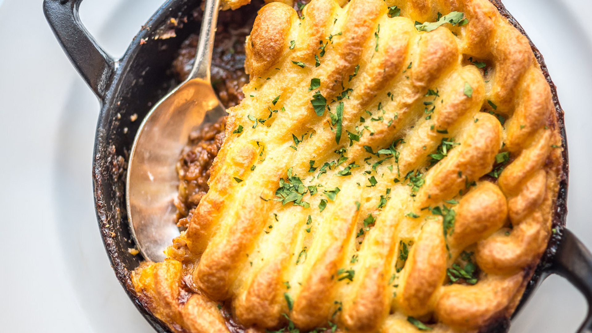 Shepherd's Pie at The Ivy