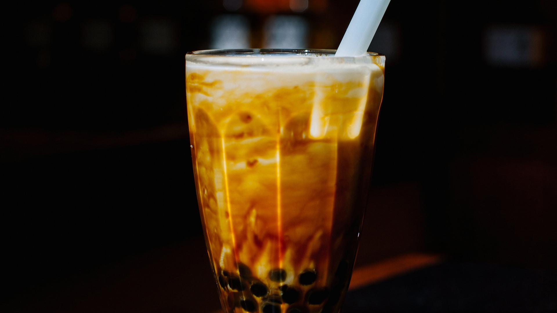 Bao Bubble Tea at BAO Borough