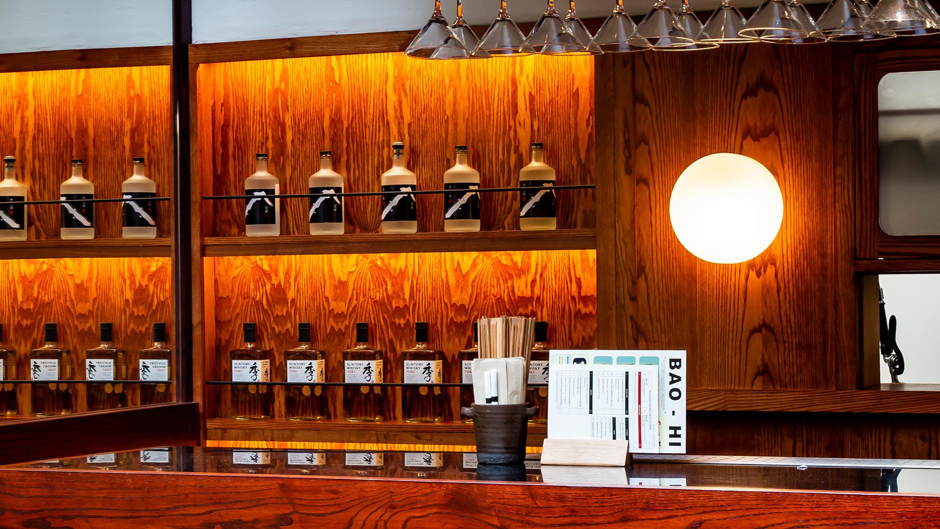 Bar at BAO Borough