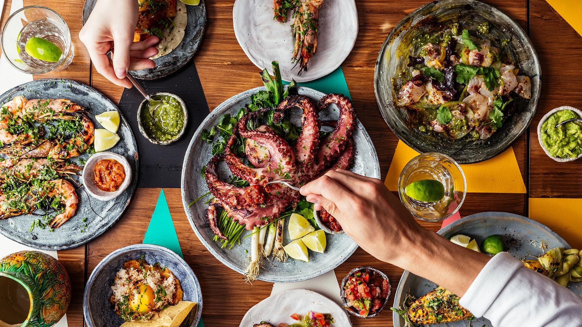 Soho restaurant guide: Breddos tacos