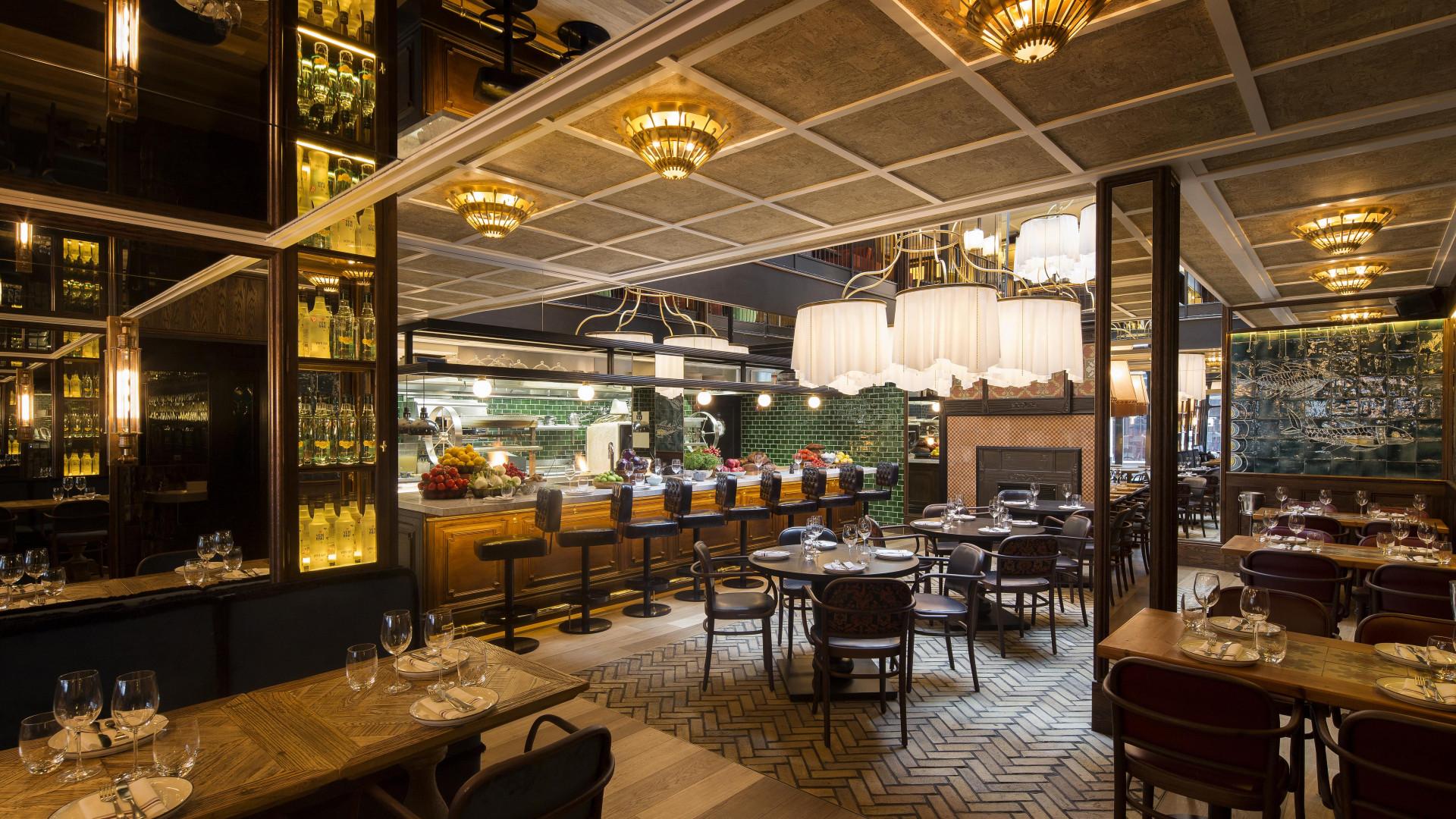 Soho restaurant guide: HOVARDA