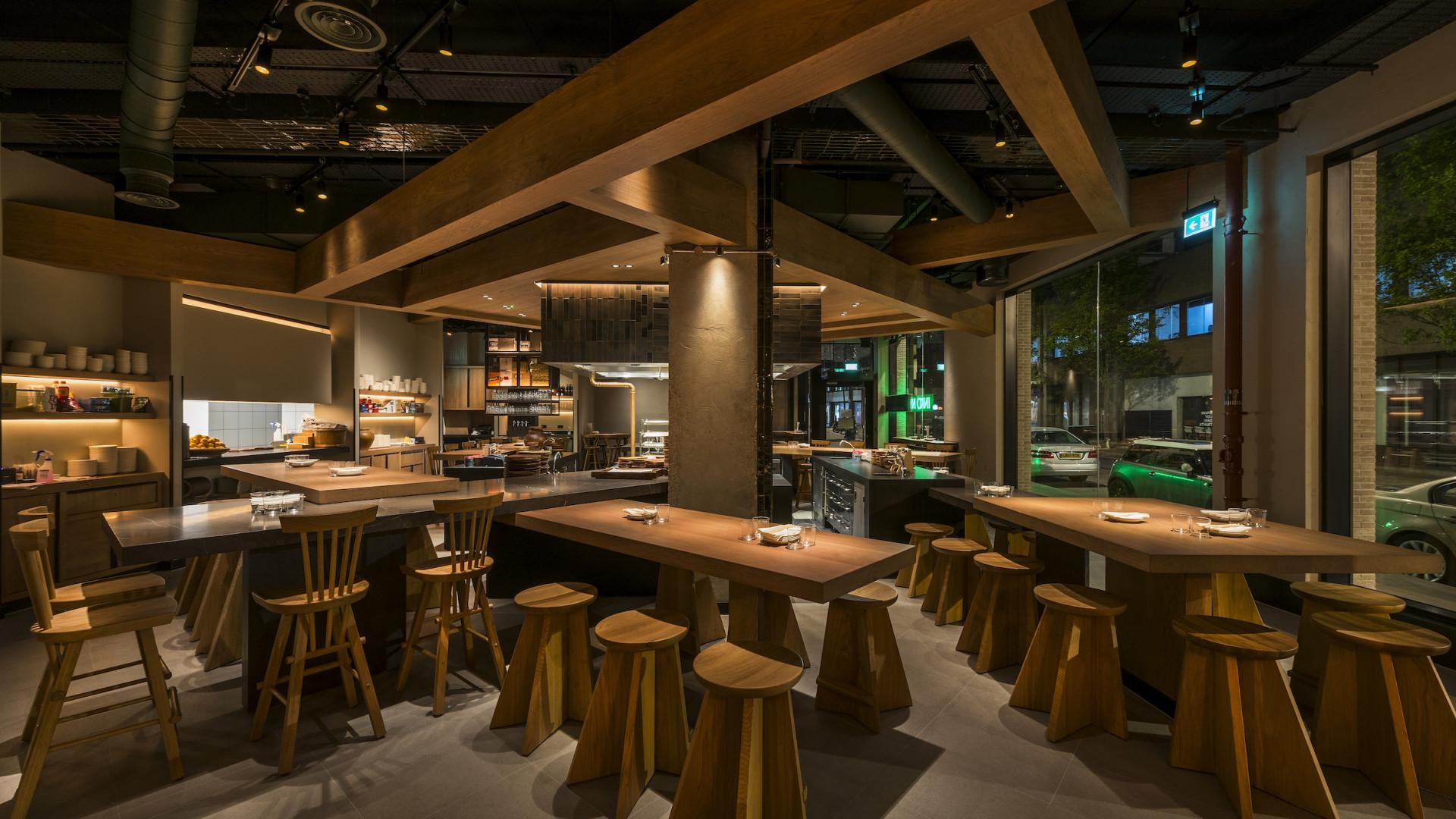 Soho restaurant guide: INKO NITO