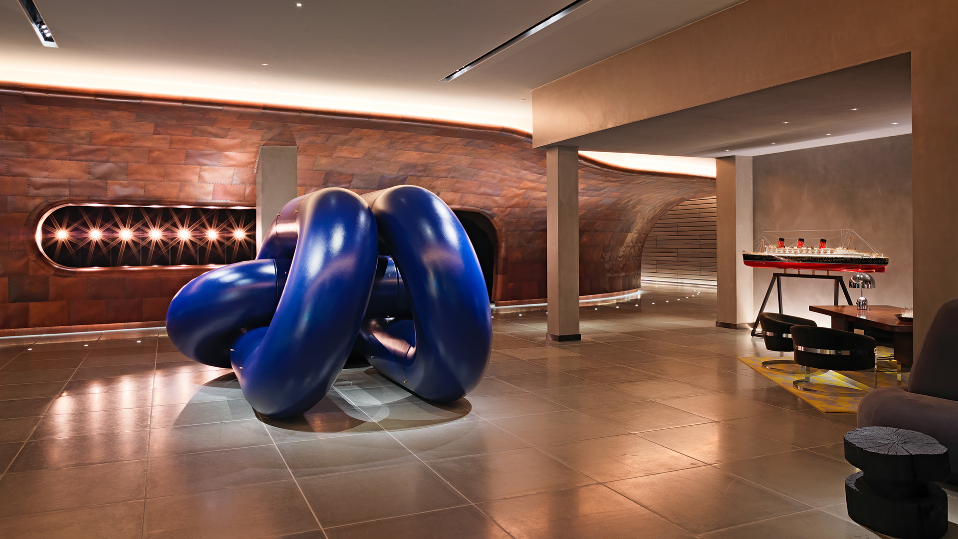 Lobby at Sea Containers London