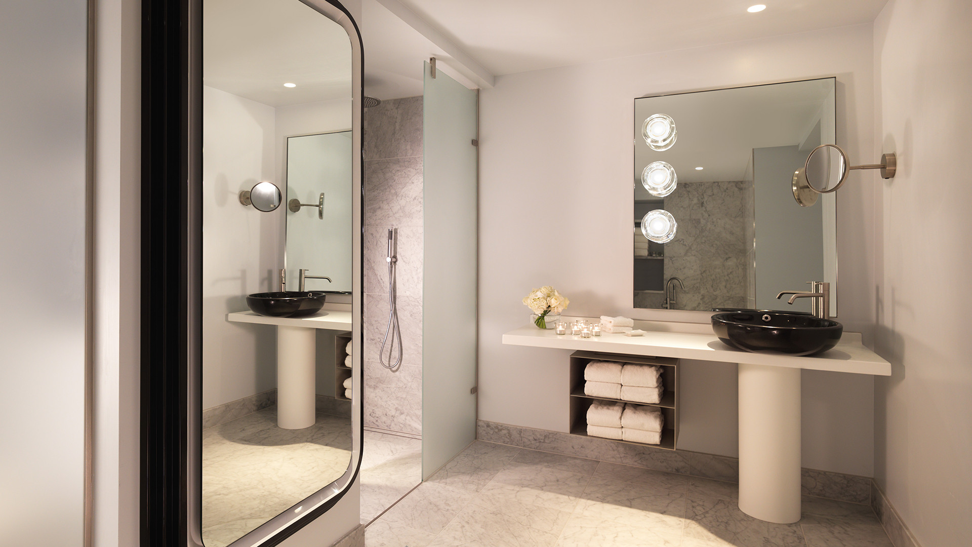 Sea Containers London suite bathroom
