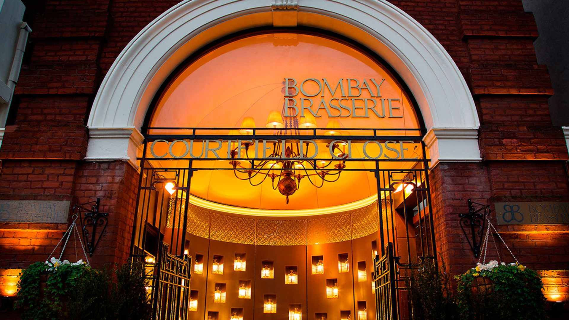 Bombay Brasserie exterior