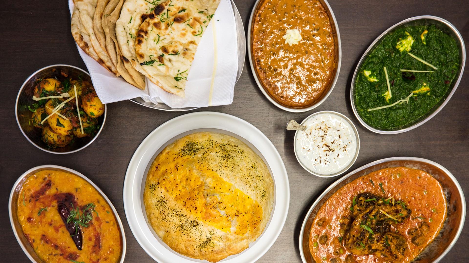 Jamavar food