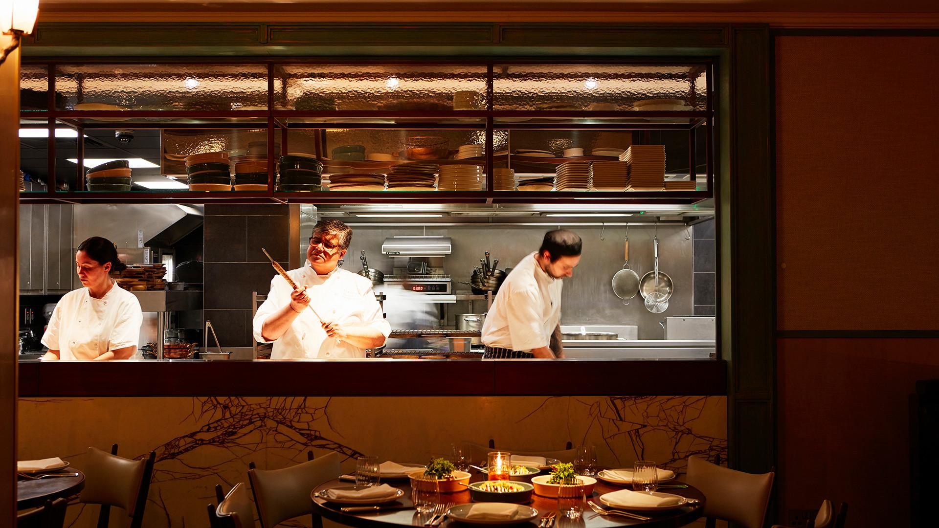 Tamarind back kitchen