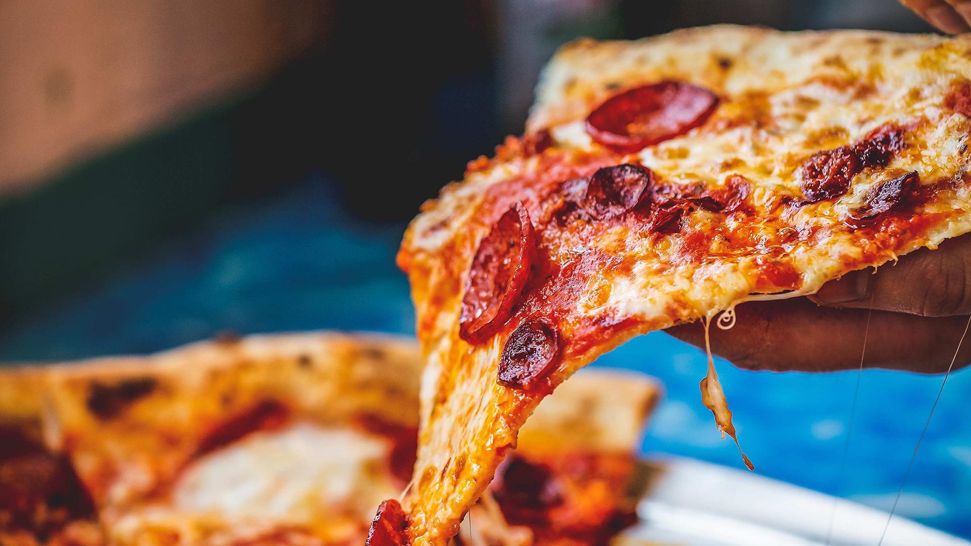 Yard Sale Pizza