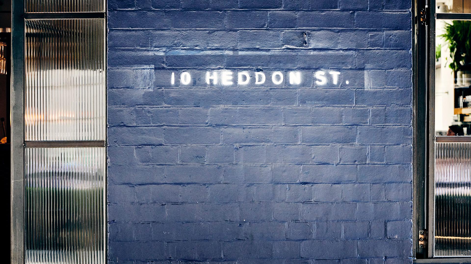 10 Heddon Street in Mayfair