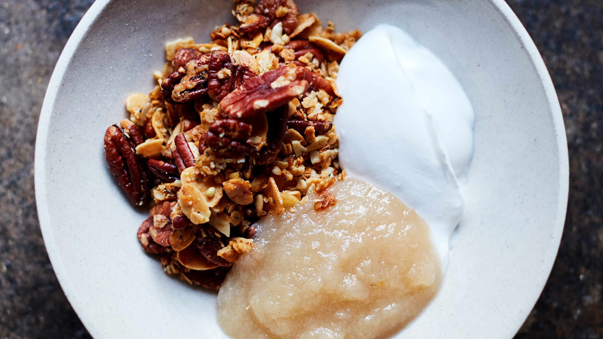 Granola at Levan in Peckham