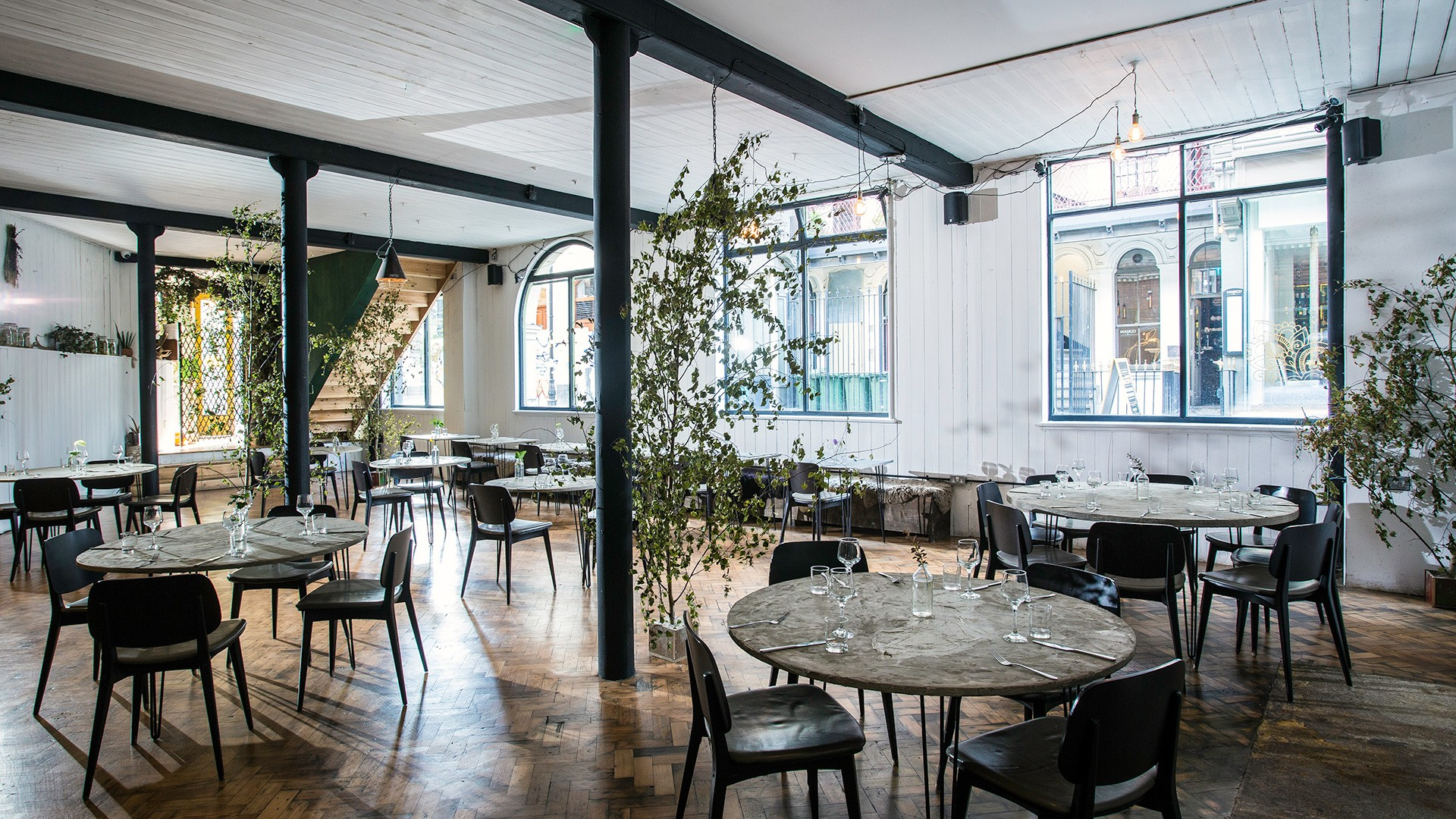 Sustainable restaurants London: Native
