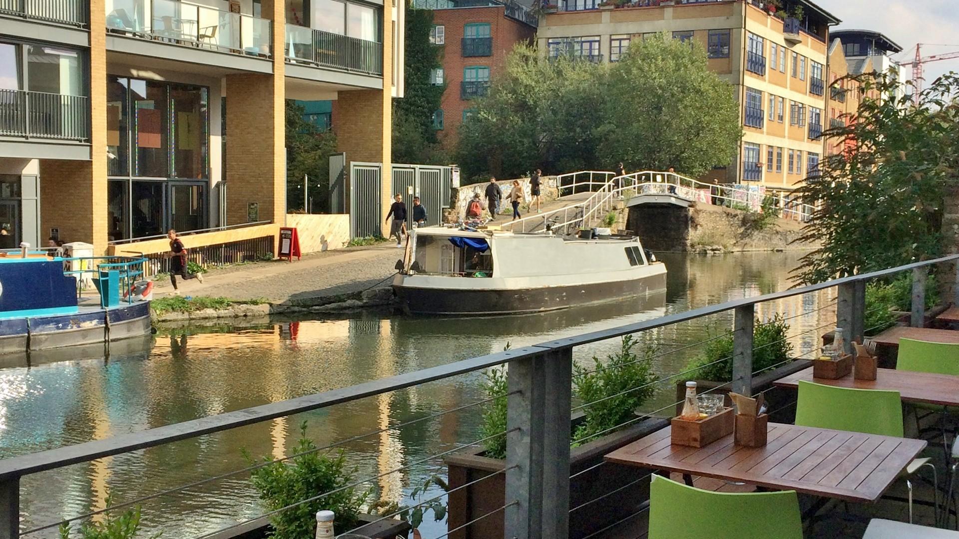 Sustainable restaurants London: Waterhouse