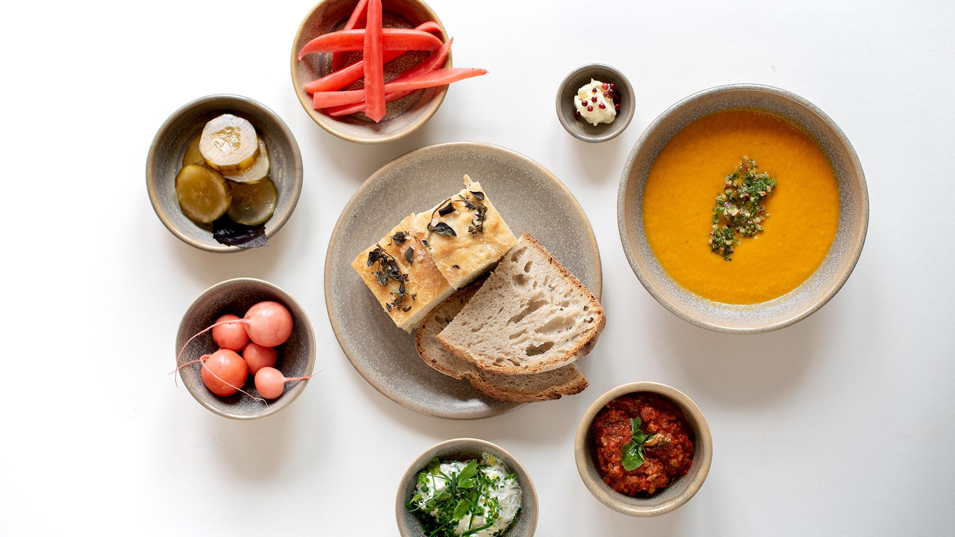Sustainable restaurants London: SOE Kitchen